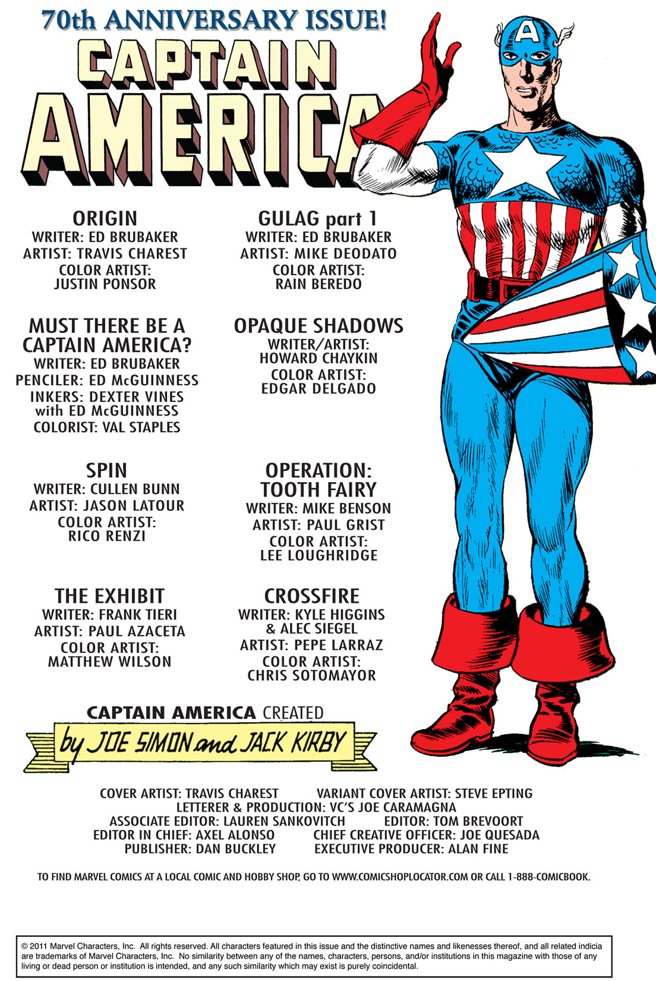 Captain America (1968) 616 Page 2