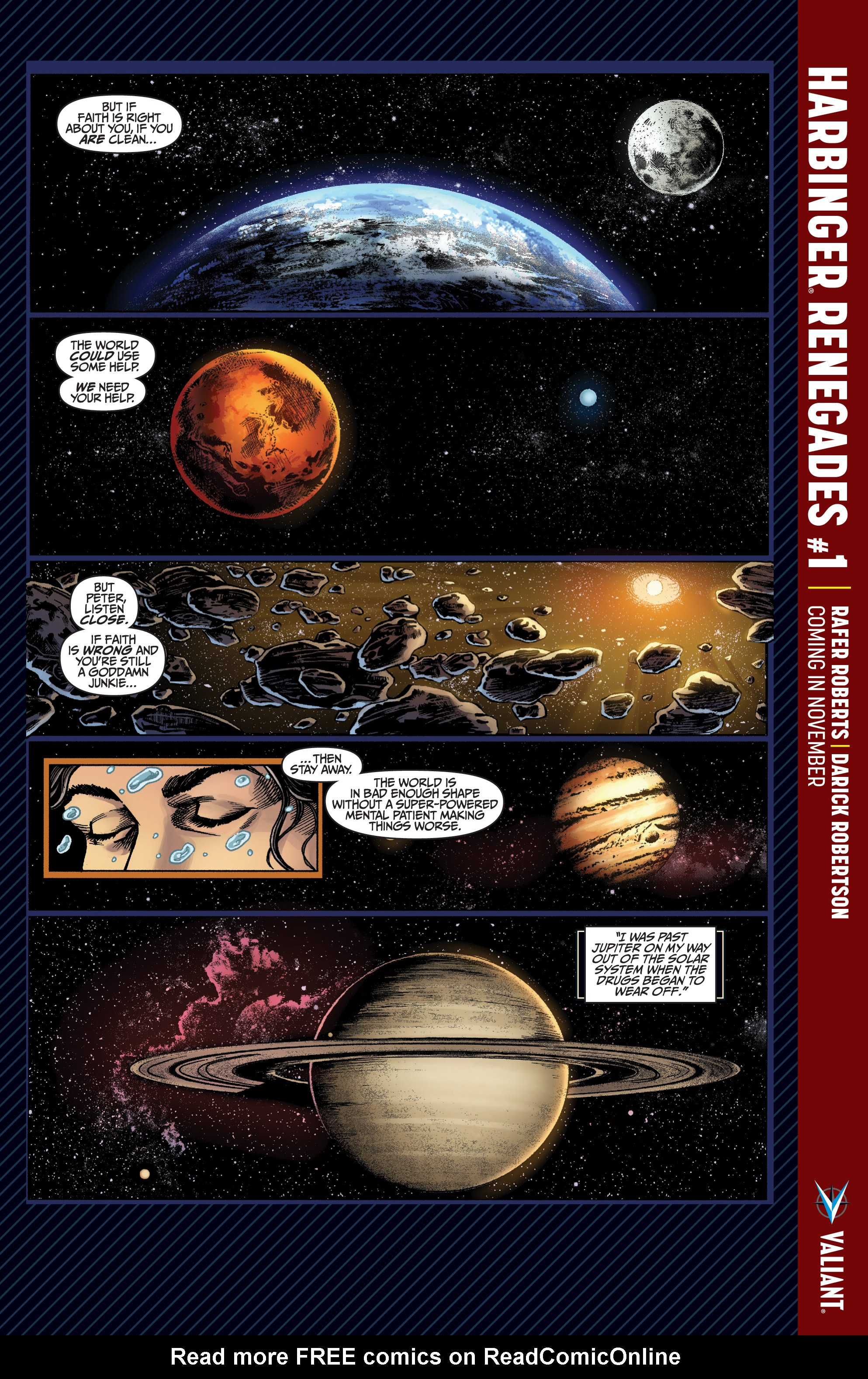 Read online A&A: The Adventures of Archer & Armstrong comic -  Issue #8 - 28