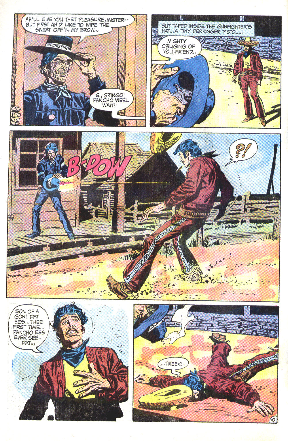 Read online All-Star Western (1970) comic -  Issue #6 - 14
