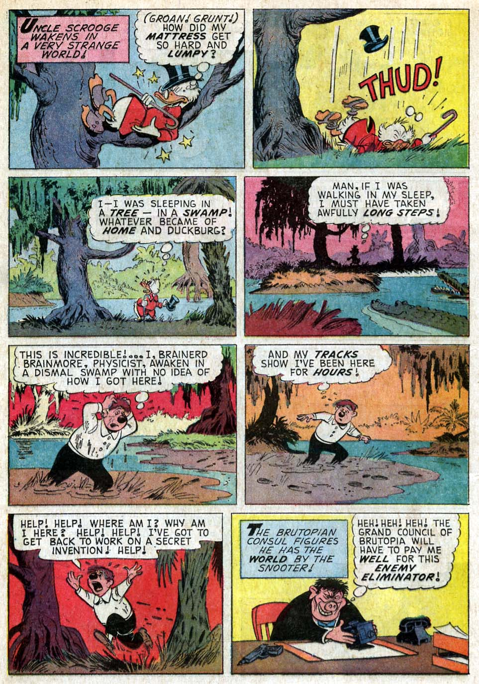 Read online Uncle Scrooge (1953) comic -  Issue #57 - 16