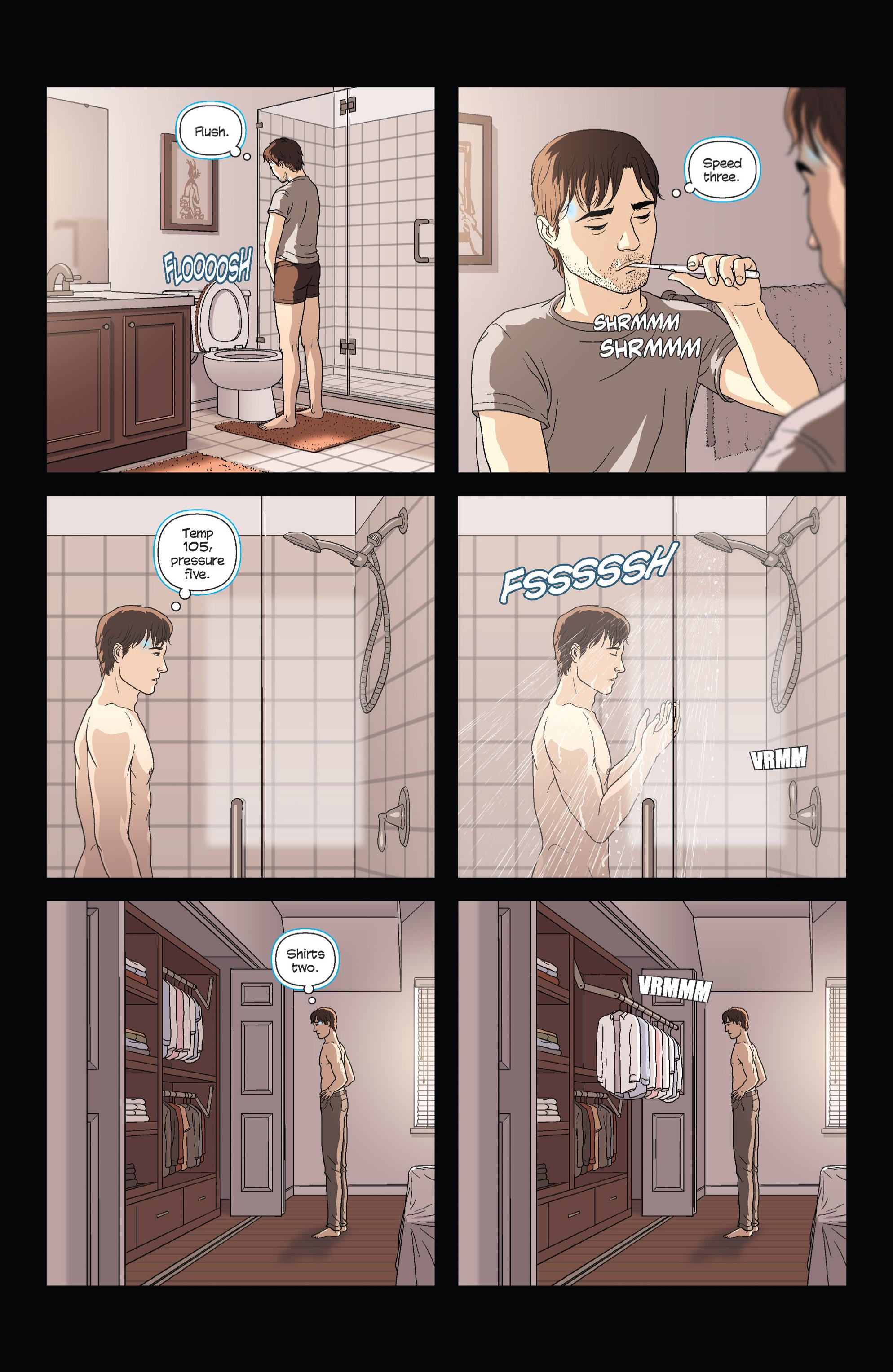 Read online Alex   Ada comic -  Issue #1 - 5