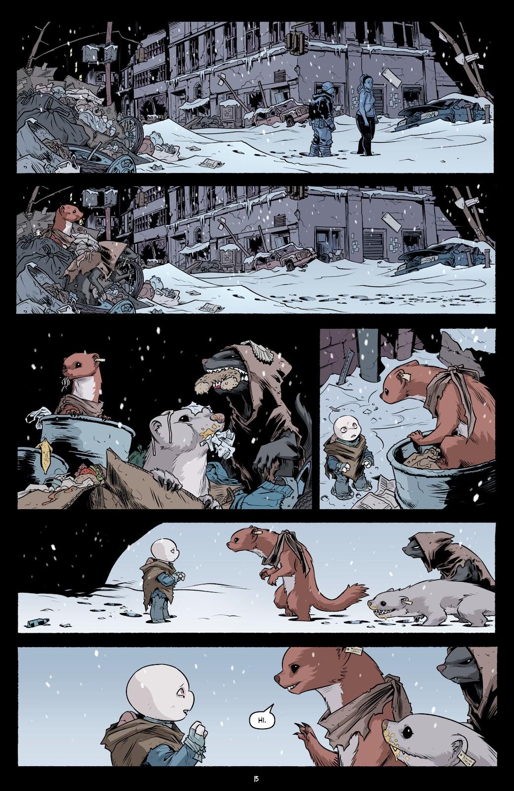 Read online Teenage Mutant Ninja Turtles (2011) comic -  Issue #103 - 17