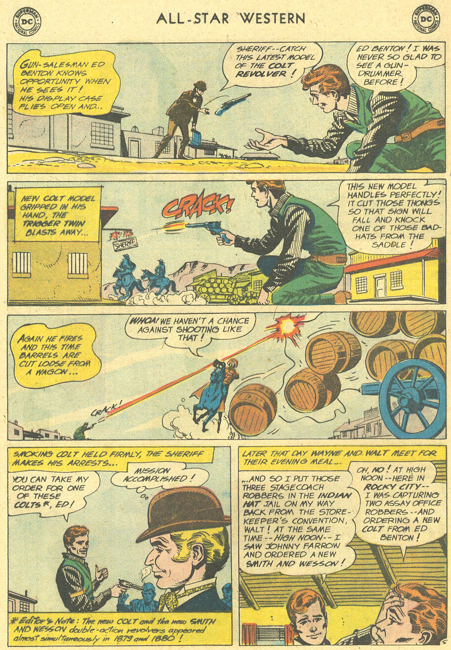 Read online All-Star Western (1951) comic -  Issue #113 - 29