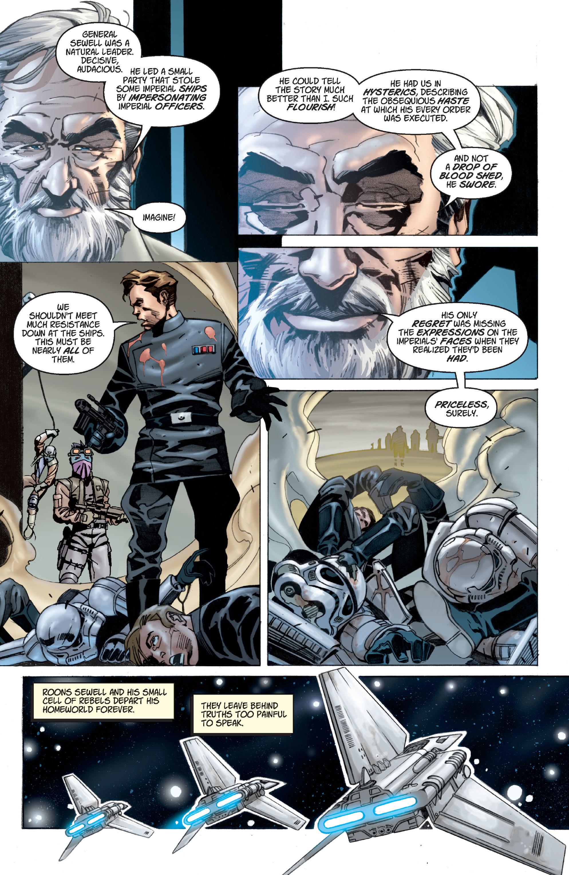 Read online Star Wars Omnibus comic -  Issue # Vol. 17 - 168