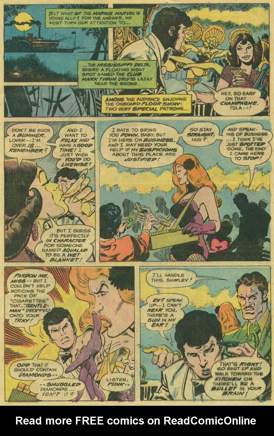 Read online Adventure Comics (1938) comic -  Issue #446 - 5