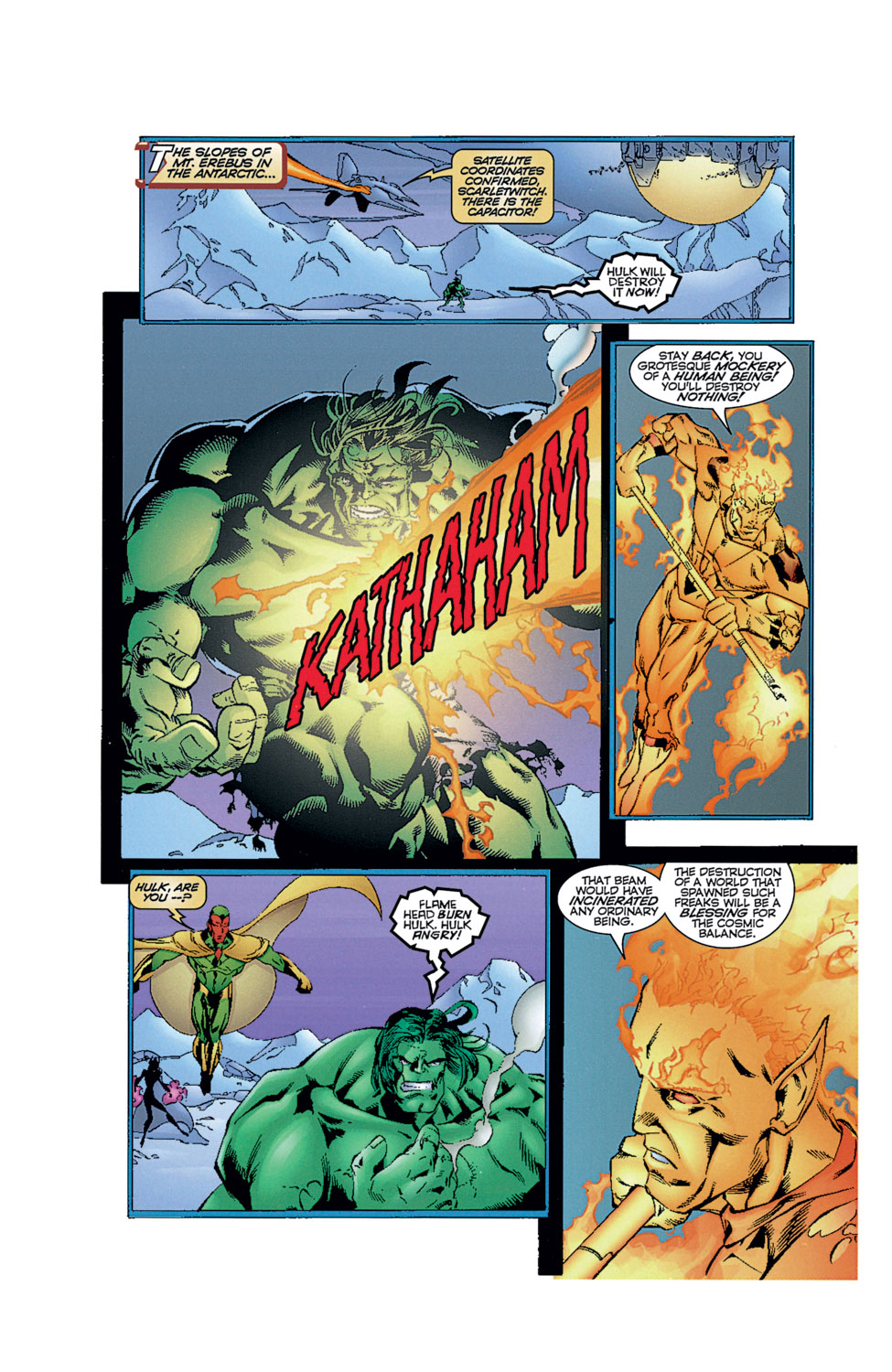 Read online Avengers (1996) comic -  Issue #12 - 24