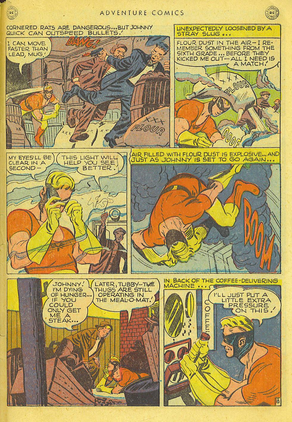 Read online Adventure Comics (1938) comic -  Issue #127 - 42