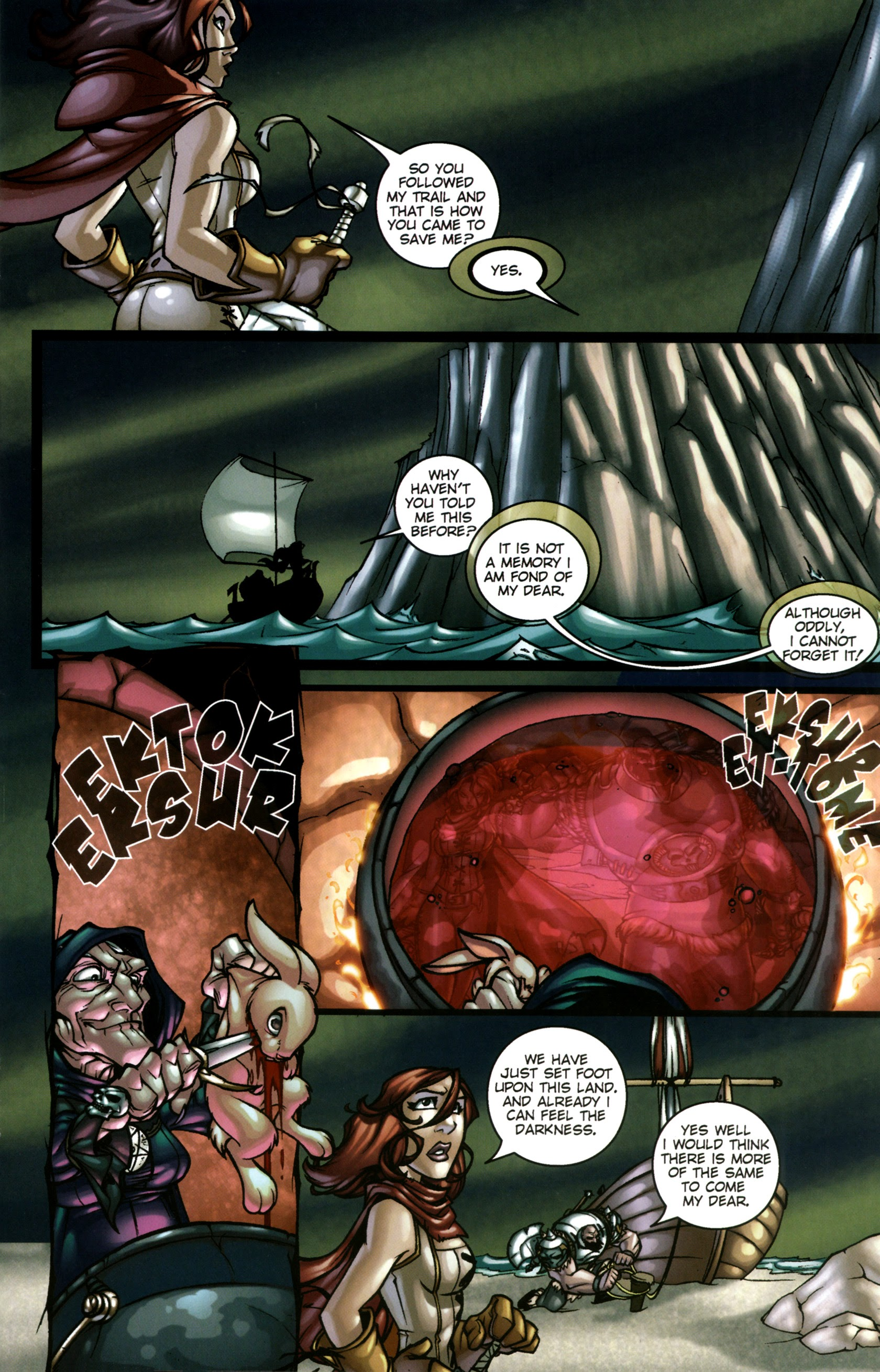 Read online Abiding Perdition comic -  Issue #2 - 14