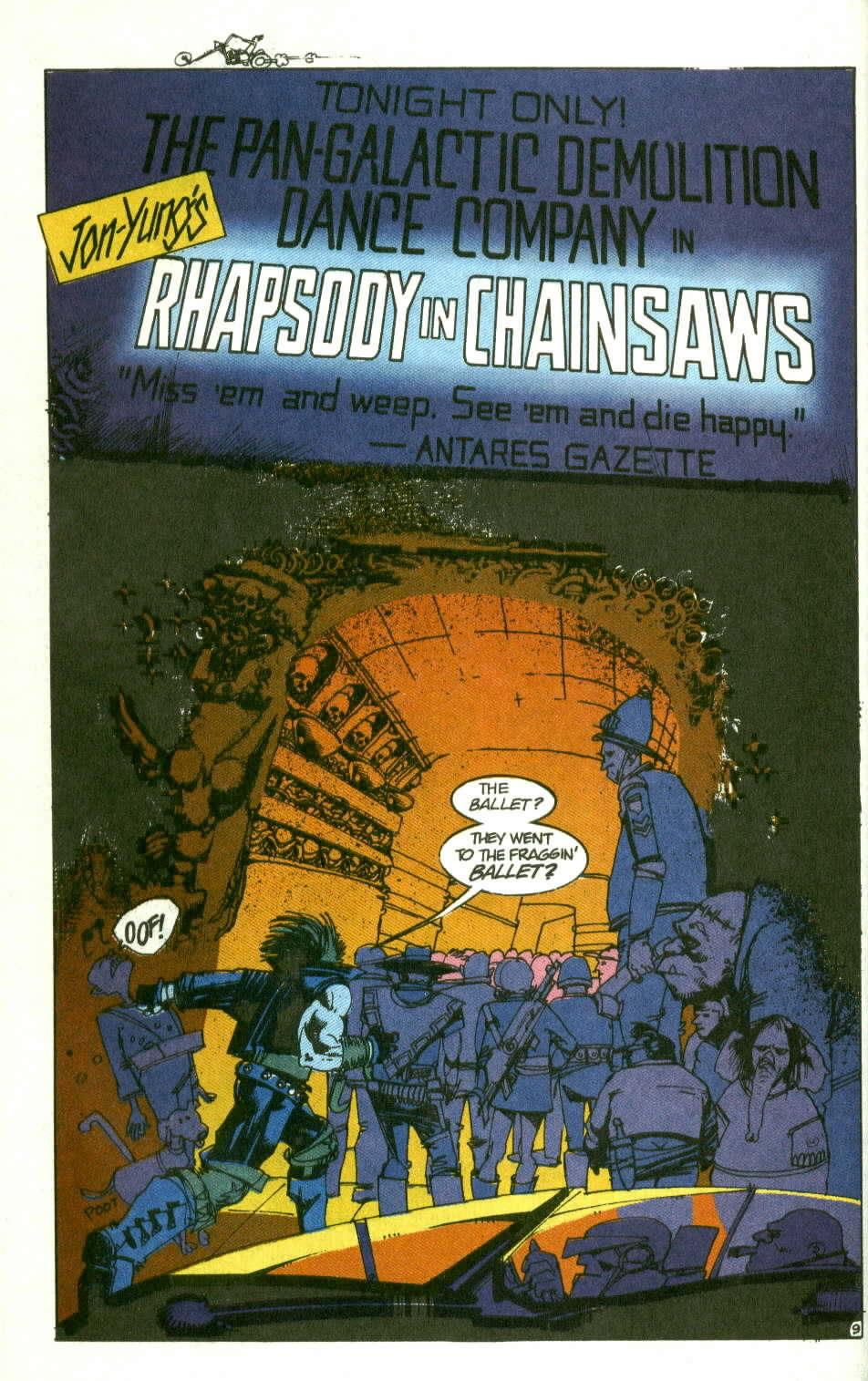 Read online Lobo (1990) comic -  Issue #2 - 10