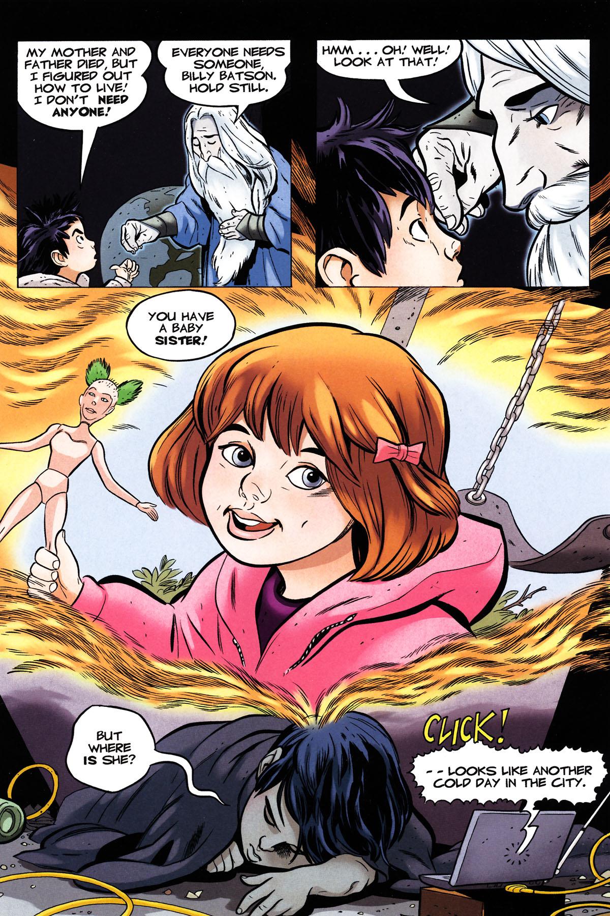 Read online Shazam!: The Monster Society of Evil comic -  Issue #2 - 4