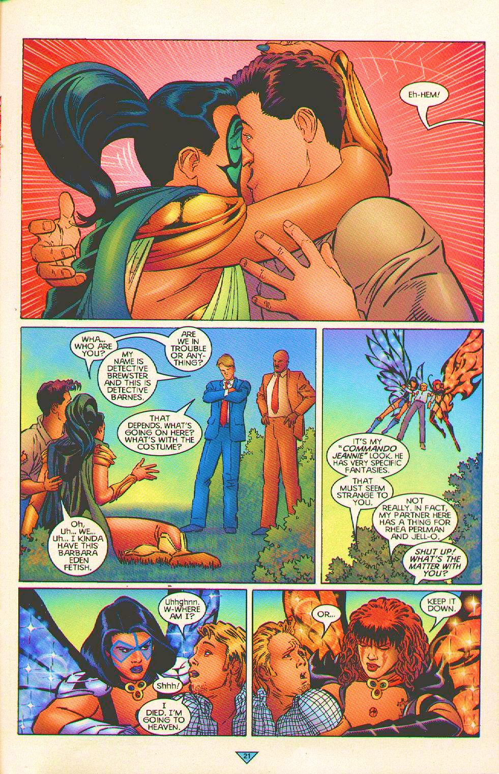 Read online Trinity Angels comic -  Issue #3 - 17