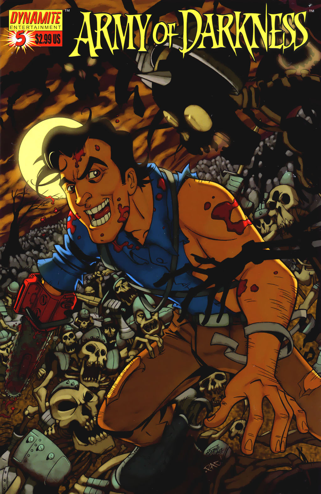 Army of Darkness (2006) Issue #5 #1 - English 3
