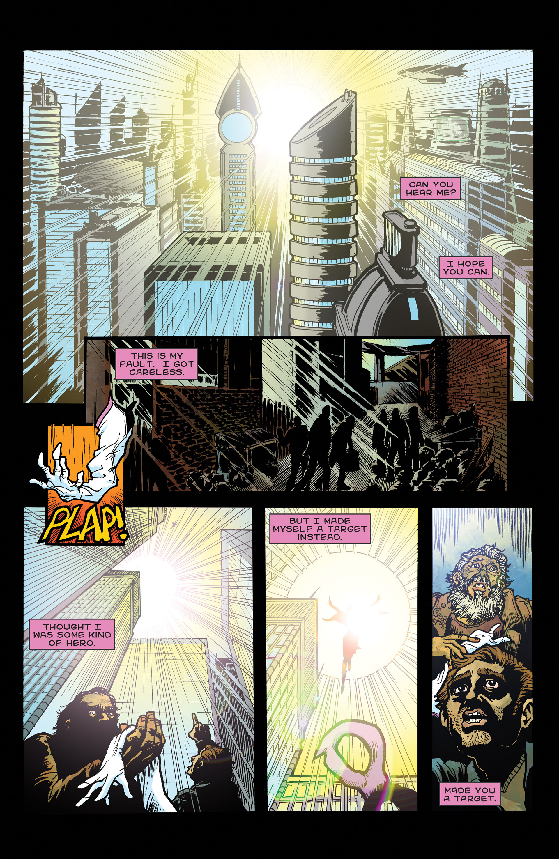 Read online Birth of Venus comic -  Issue #1 - 3