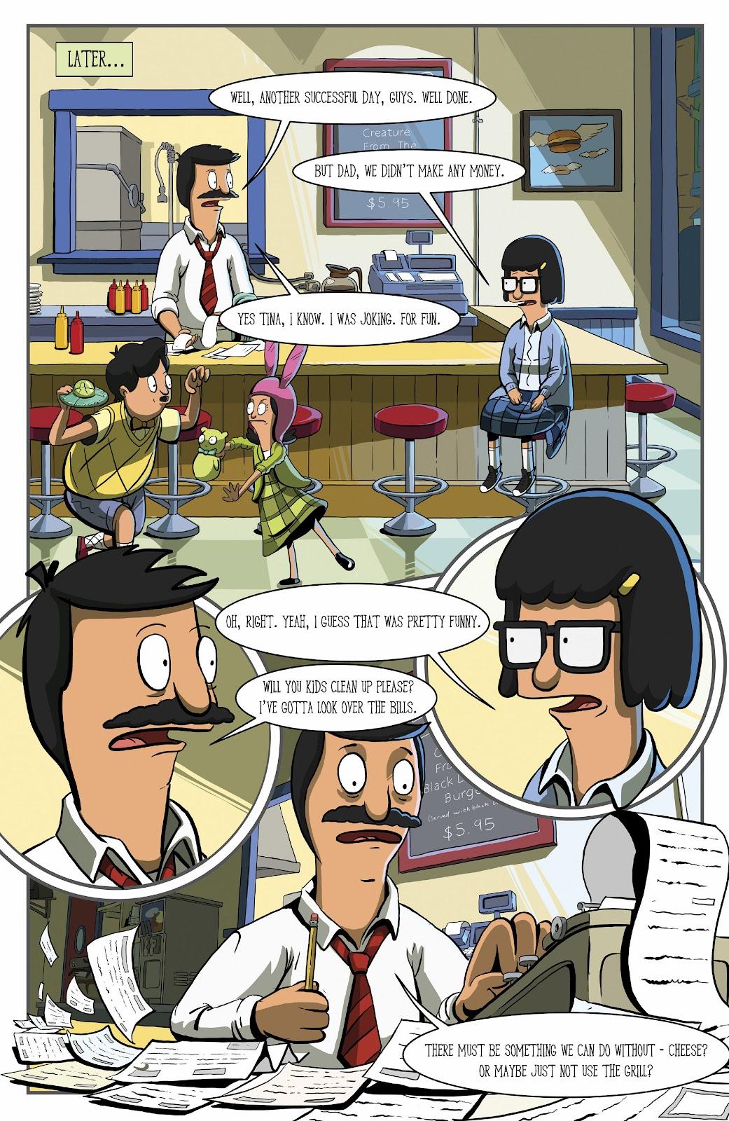 Bob's Burgers (2015) Issue #16 #16 - English 7