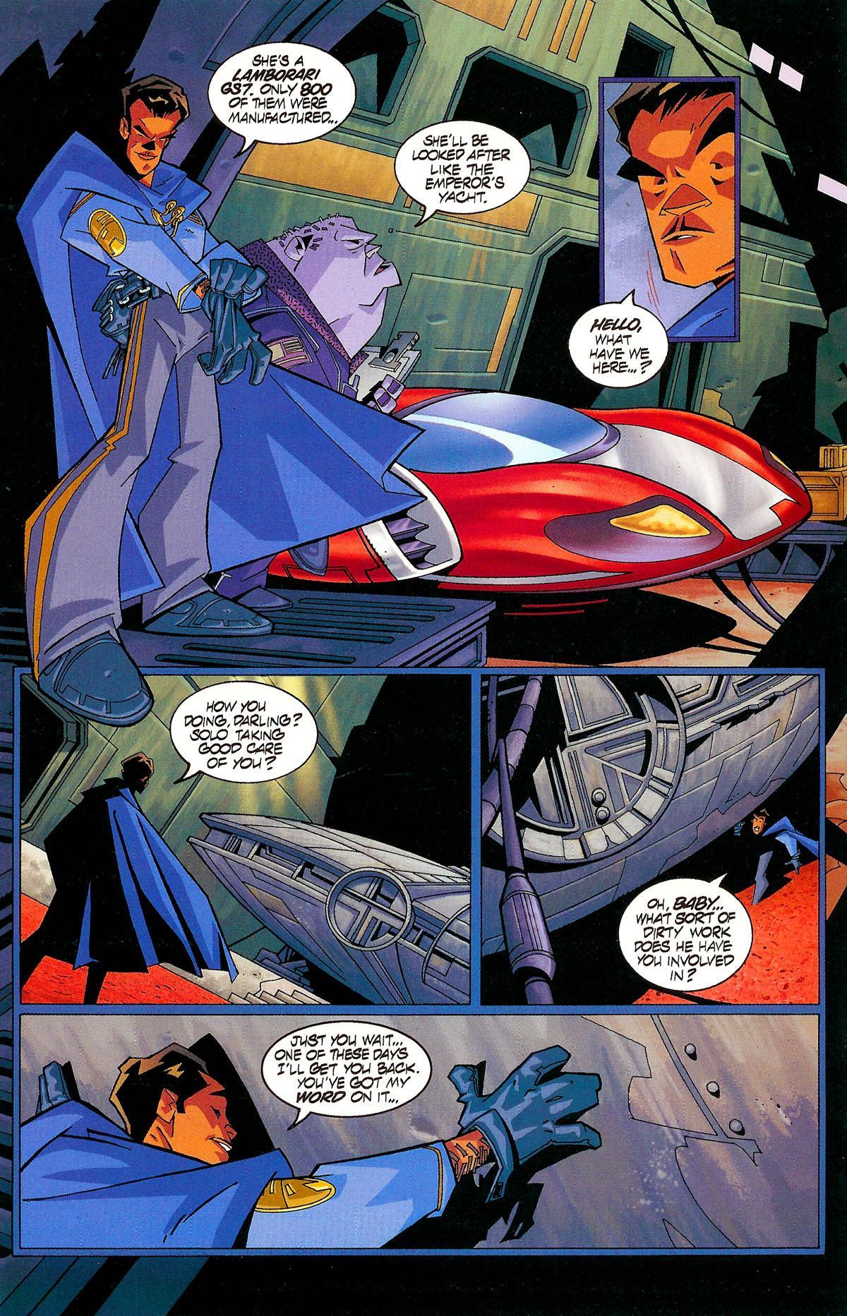 Read online Star Wars Omnibus comic -  Issue # Vol. 12 - 127