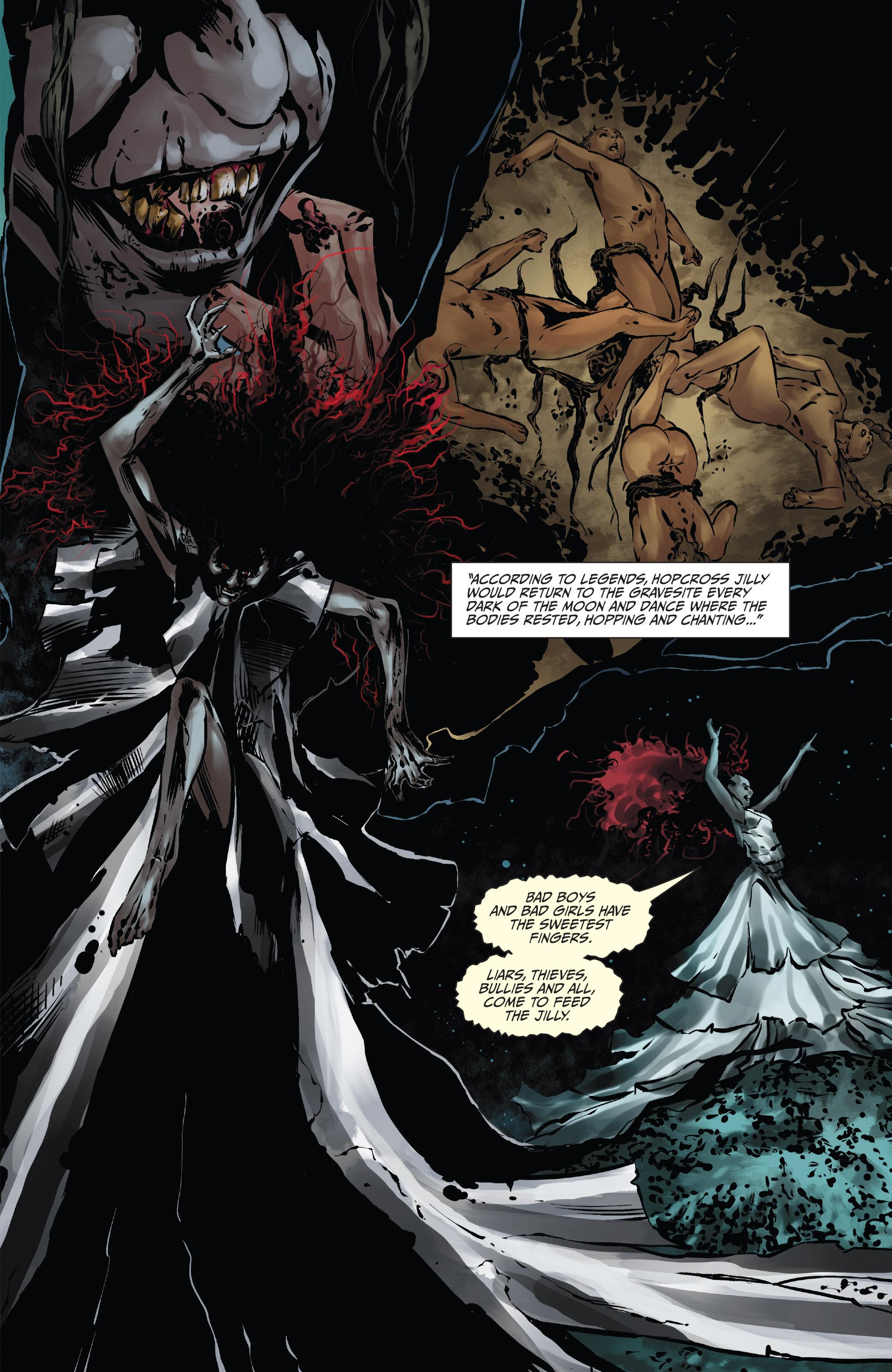 Read online Mercy Thompson comic -  Issue #3 - 19