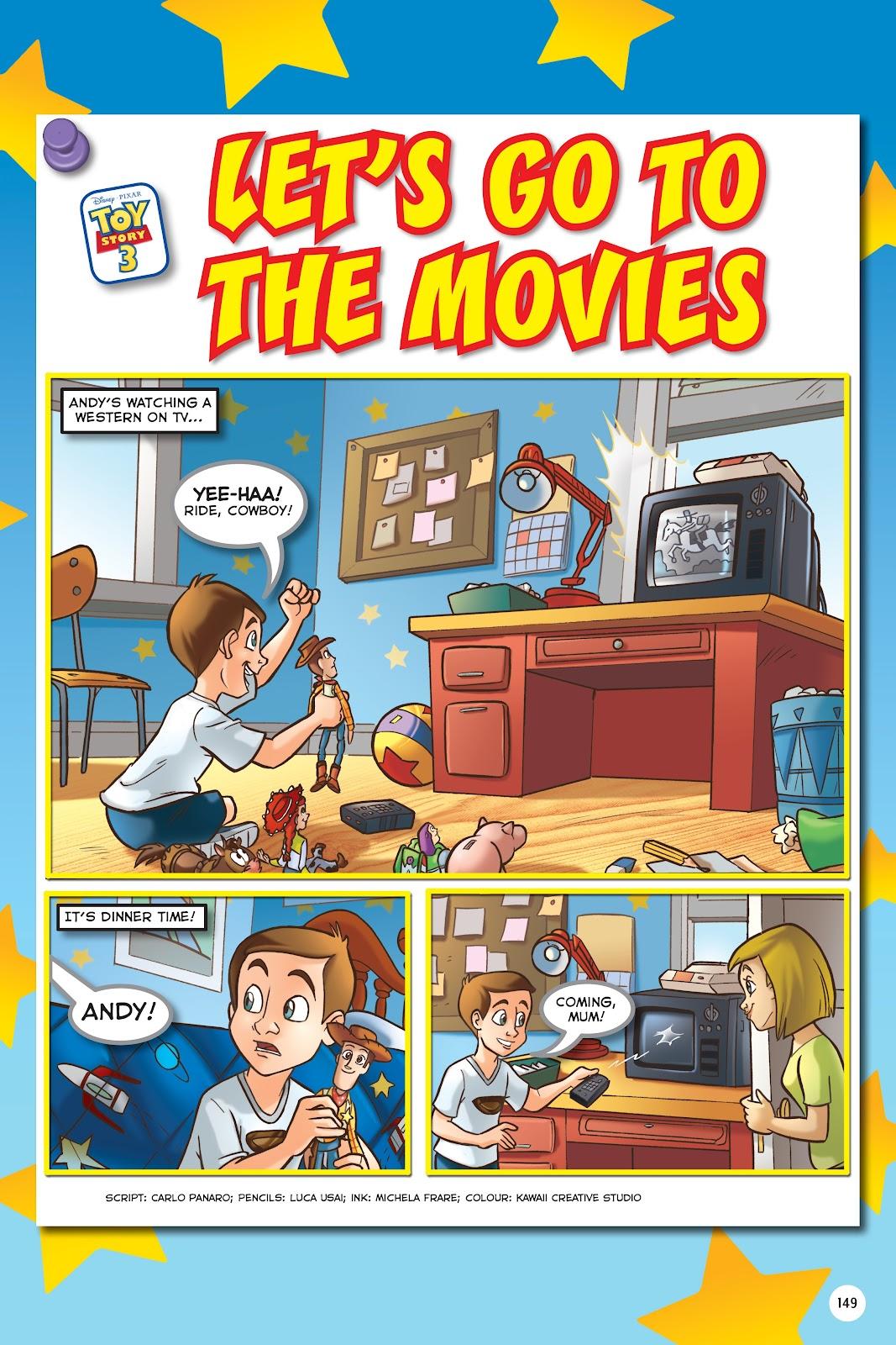 Read online DISNEY·PIXAR Toy Story Adventures comic -  Issue # TPB 1 (Part 2) - 49
