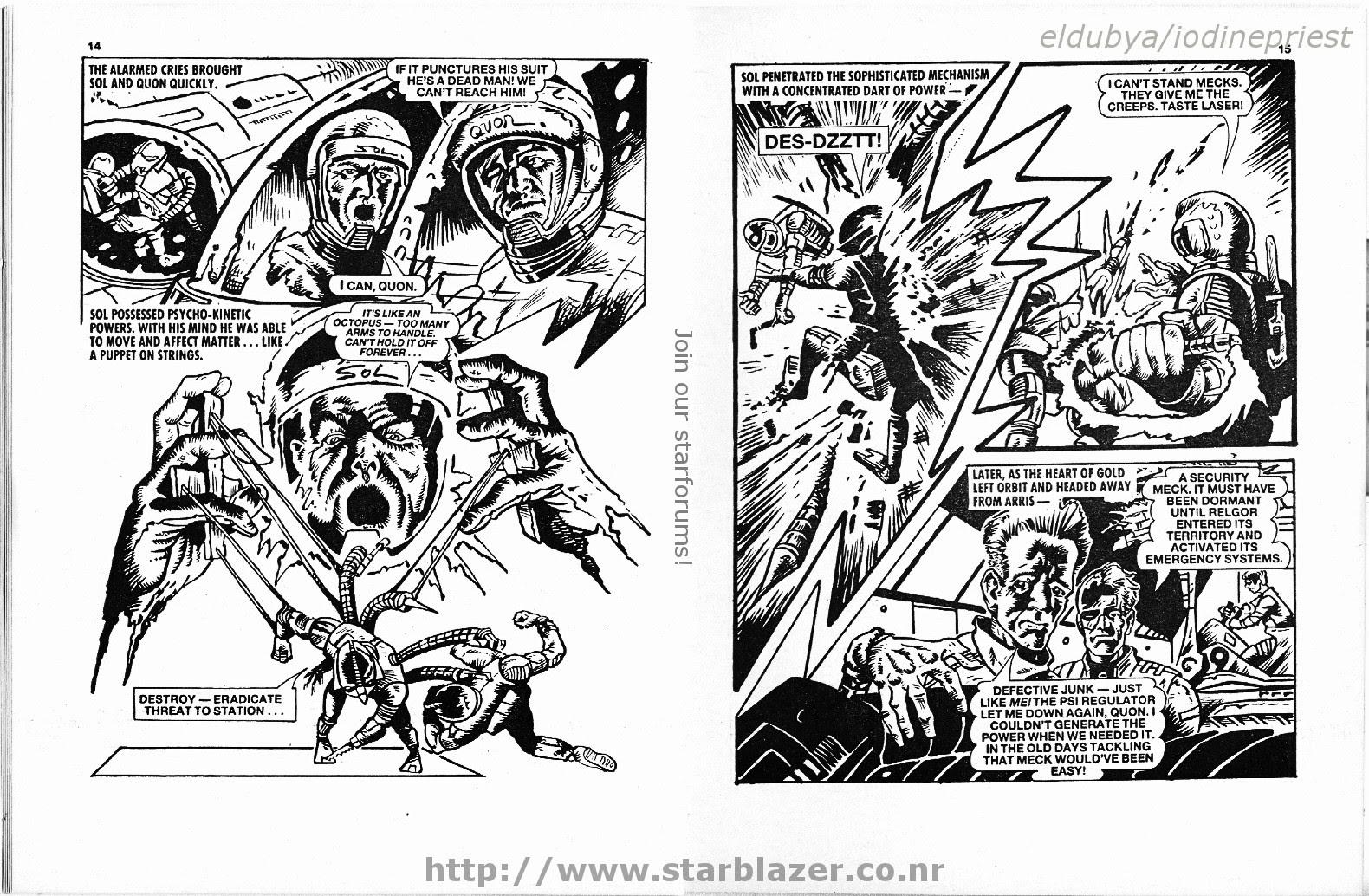 Starblazer issue 242 - Page 9