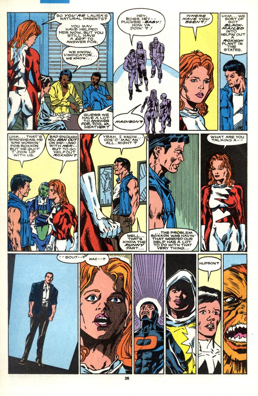 Read online Alpha Flight (1983) comic -  Issue #90 - 22