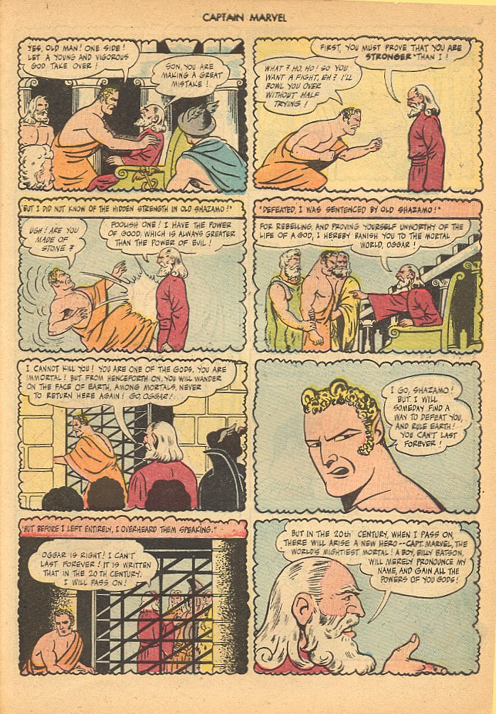 Captain Marvel Adventures issue 62 - Page 31