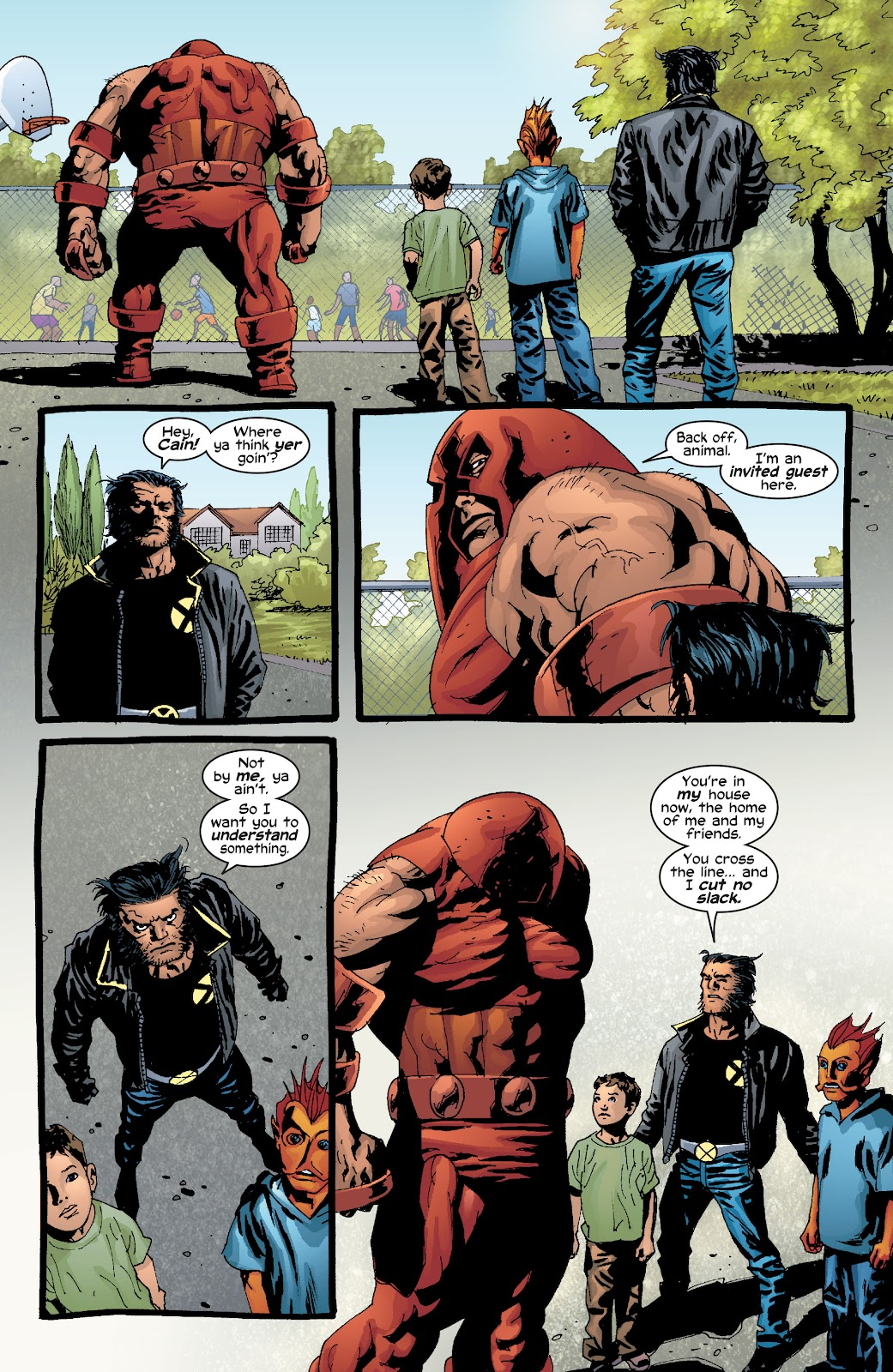 Read online X-Men: Unstoppable comic -  Issue # TPB (Part 1) - 89