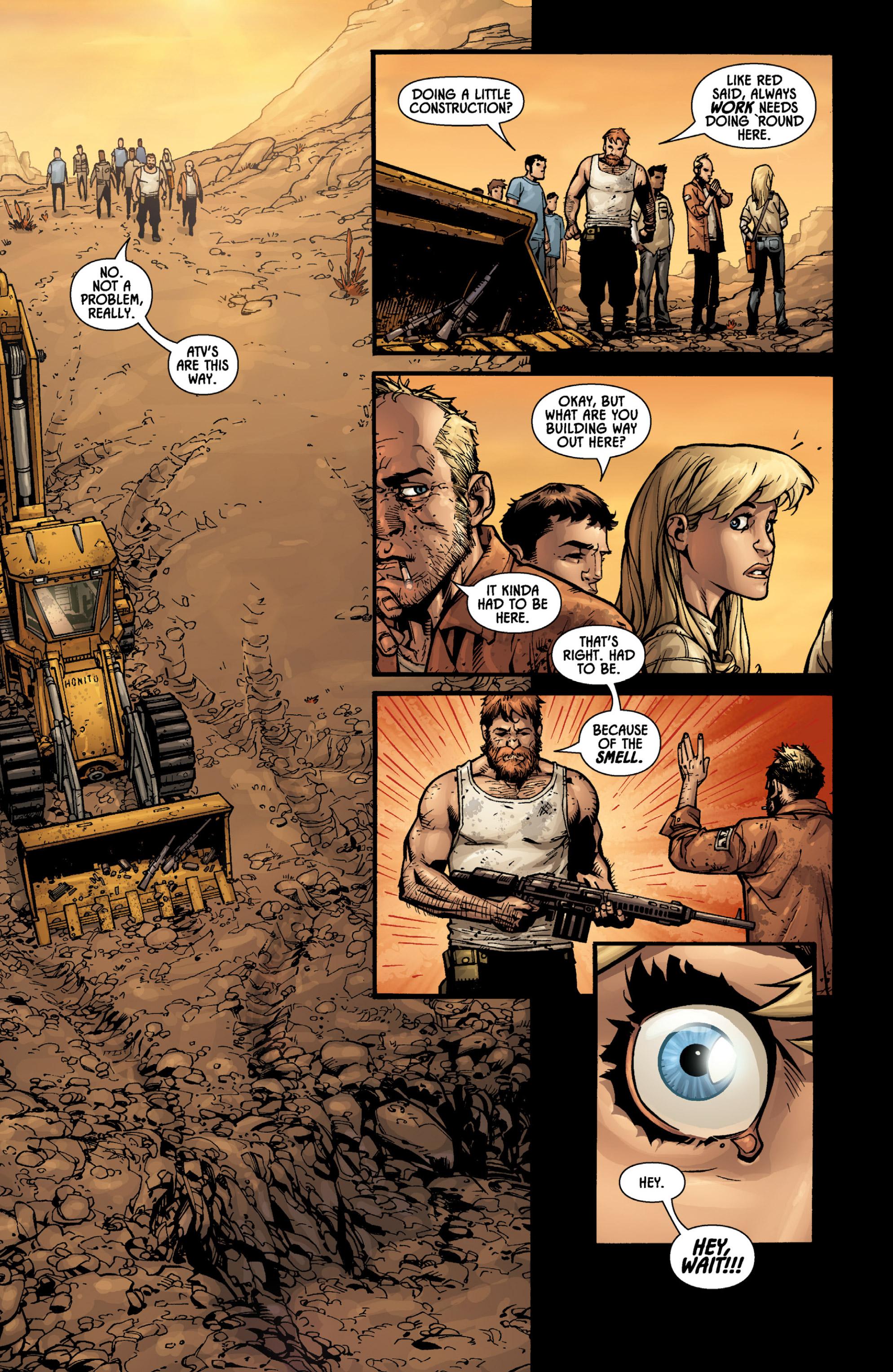Read online Aliens (2009) comic -  Issue # TPB - 29
