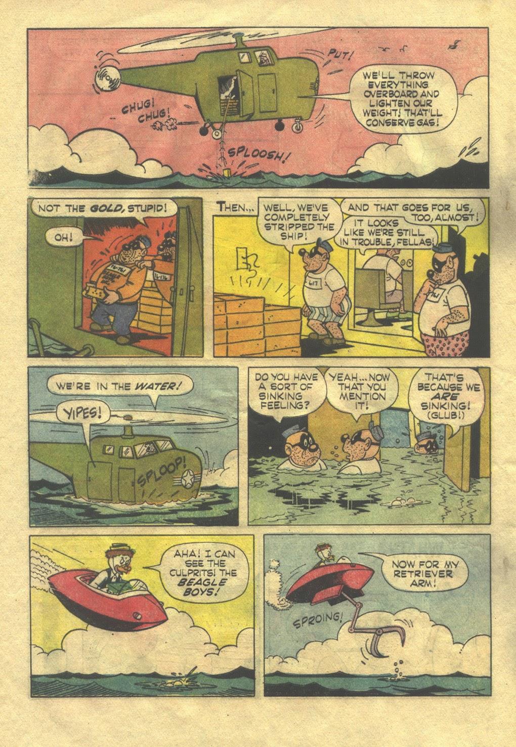 Walt Disney THE BEAGLE BOYS issue 2 - Page 32