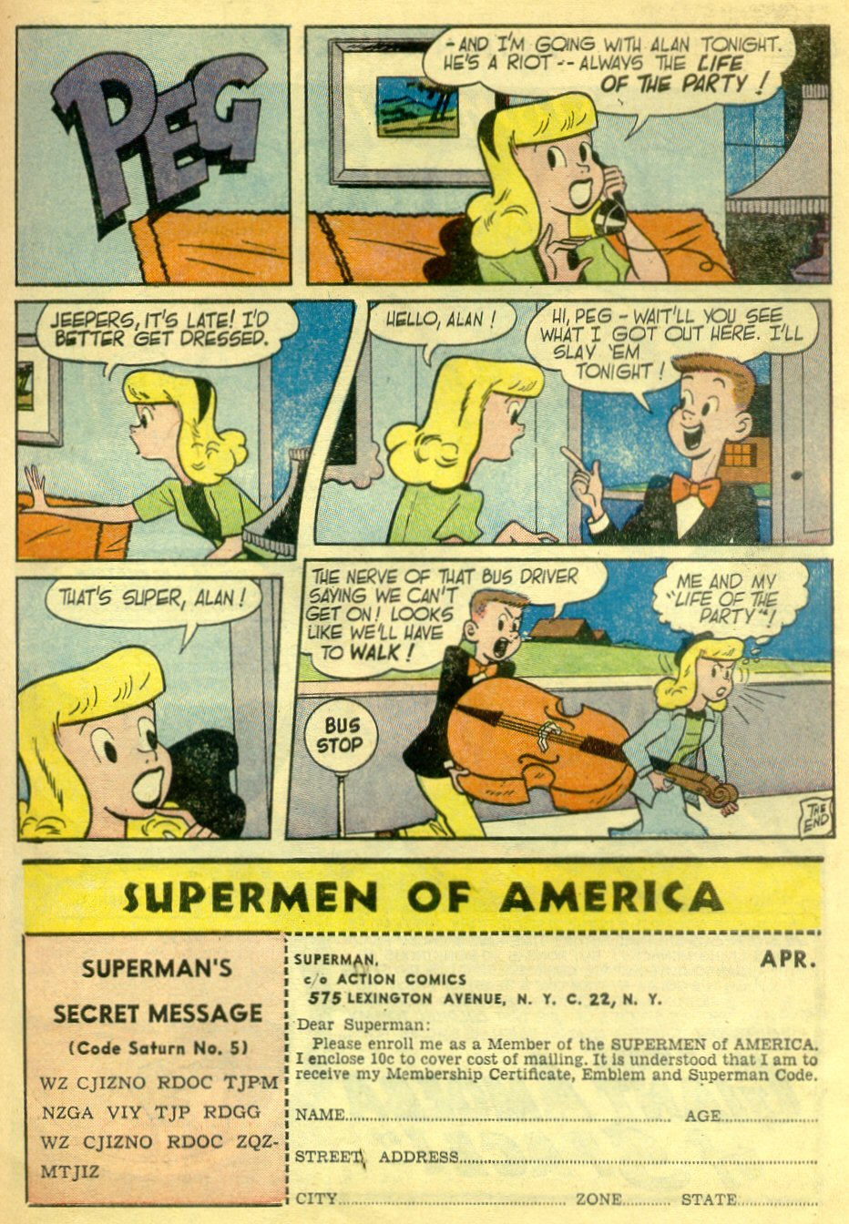 Read online Action Comics (1938) comic -  Issue #251 - 25