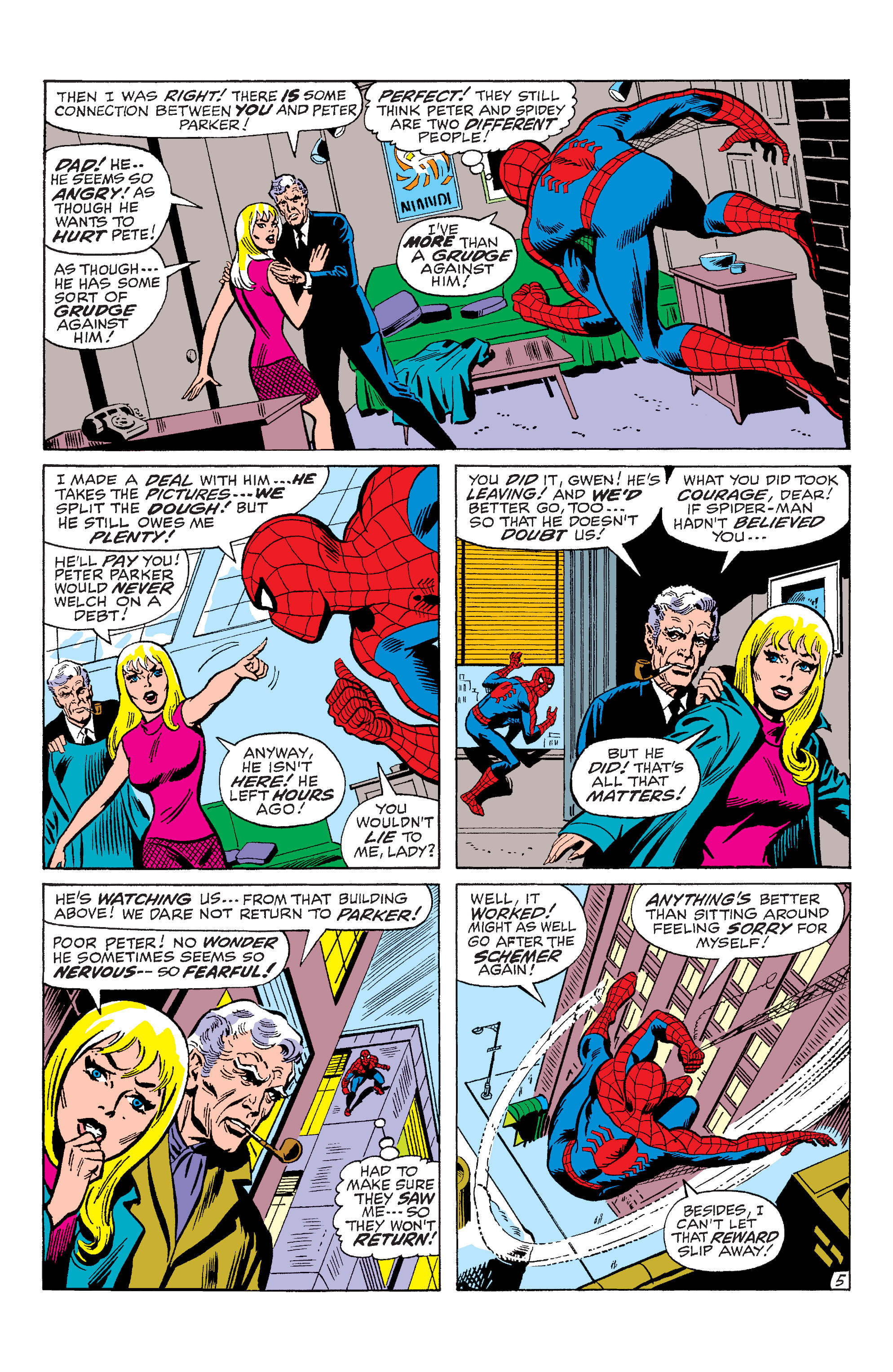 The Amazing Spider-Man (1963) 85 Page 5
