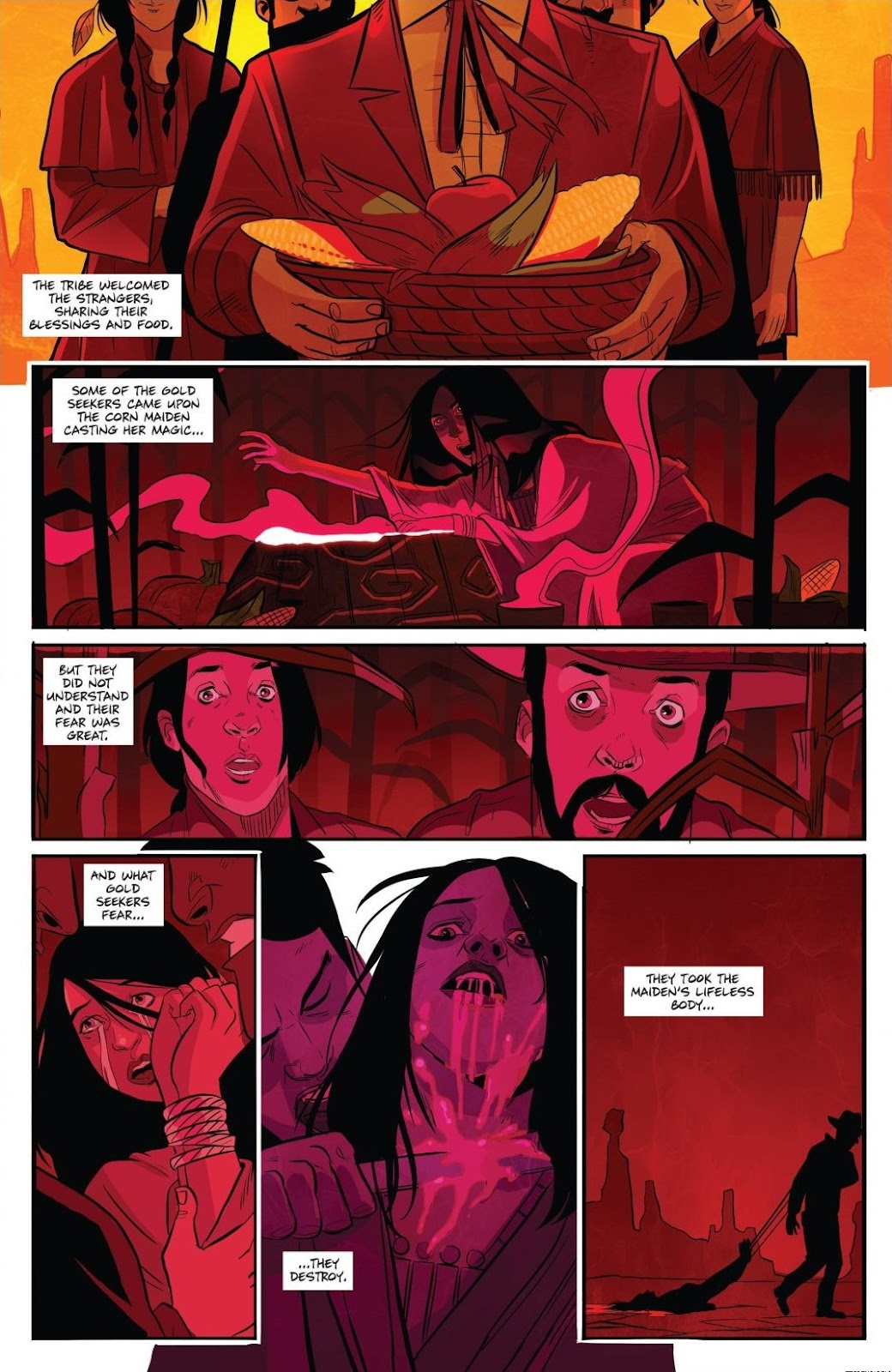 Read online Trick 'r Treat: Days of the Dead comic -  Issue # TPB - 49