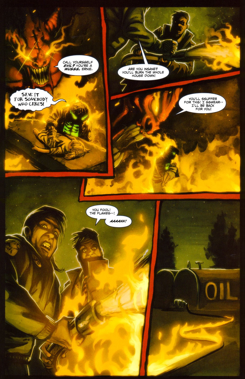 Read online Evil Ernie in Santa Fe comic -  Issue #4 - 18