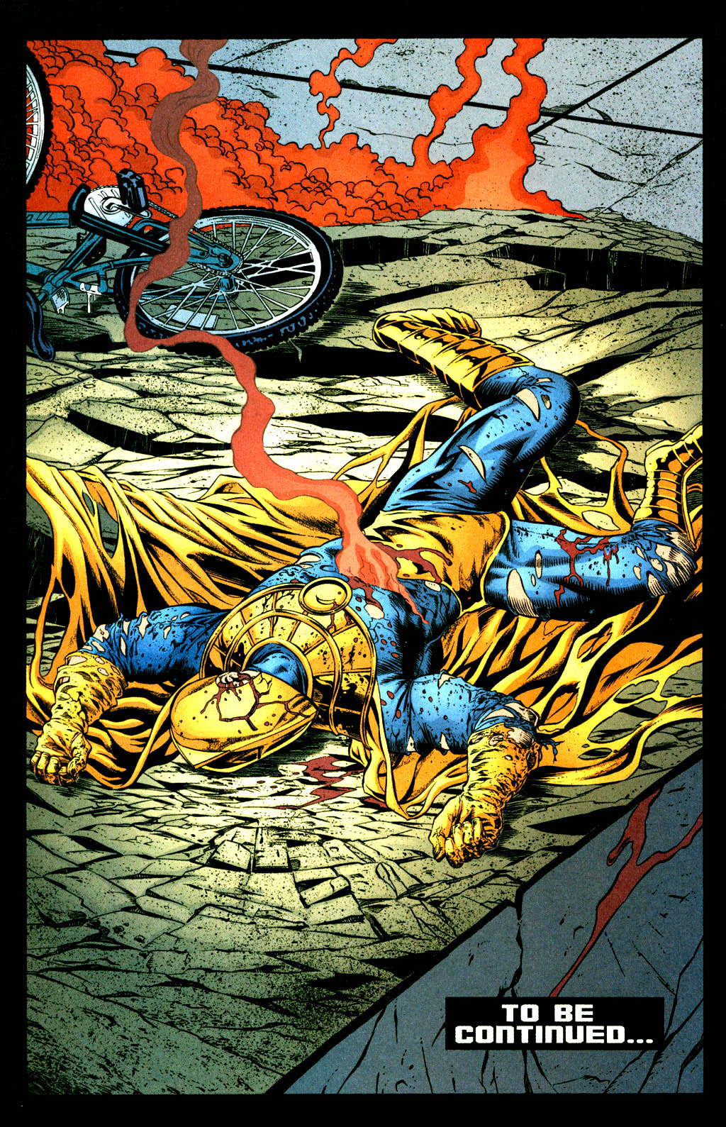 Read online Doctor Fate (2003) comic -  Issue #3 - 23