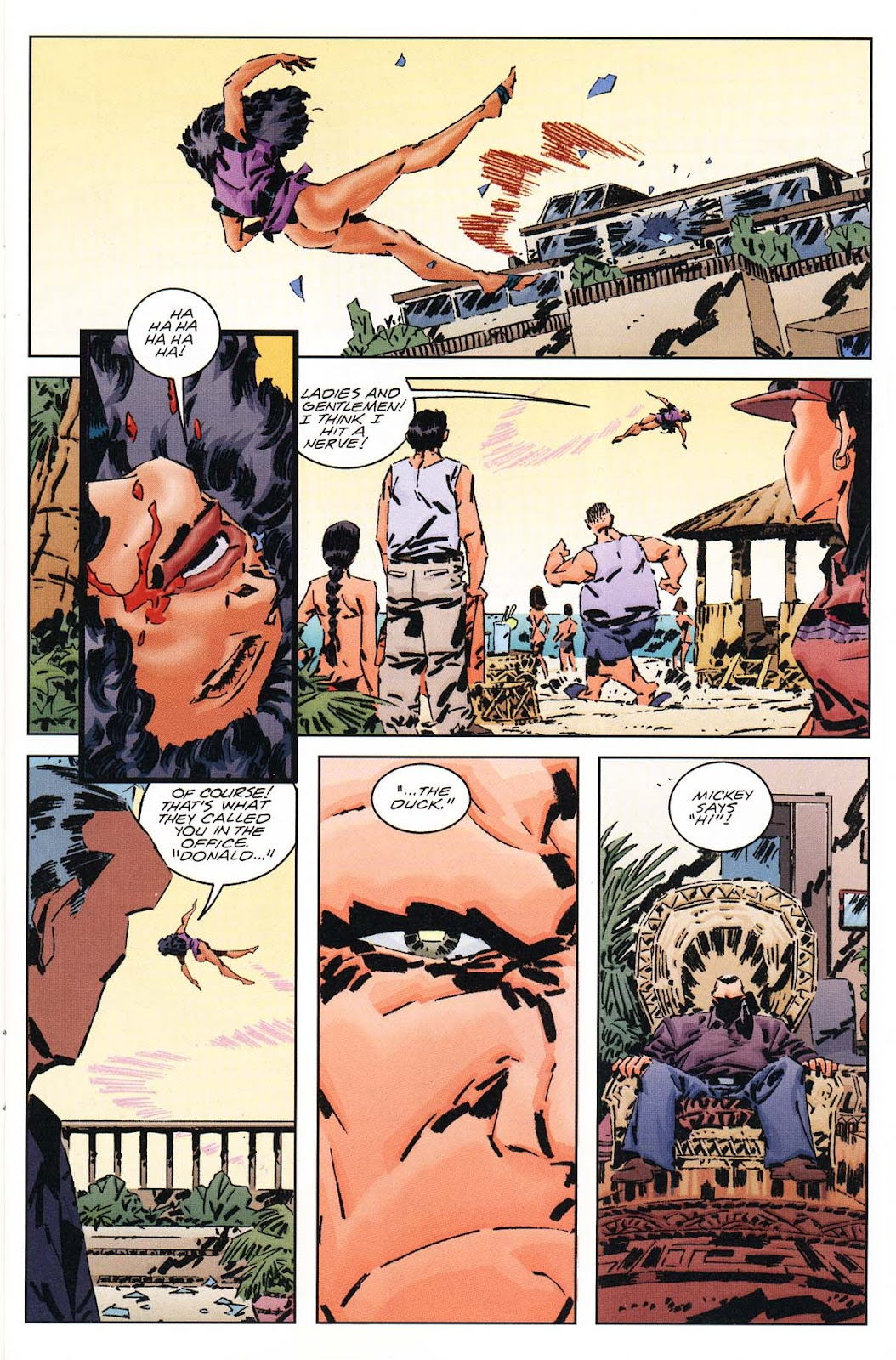 Read online Dominion (2002) comic -  Issue #1 - 13