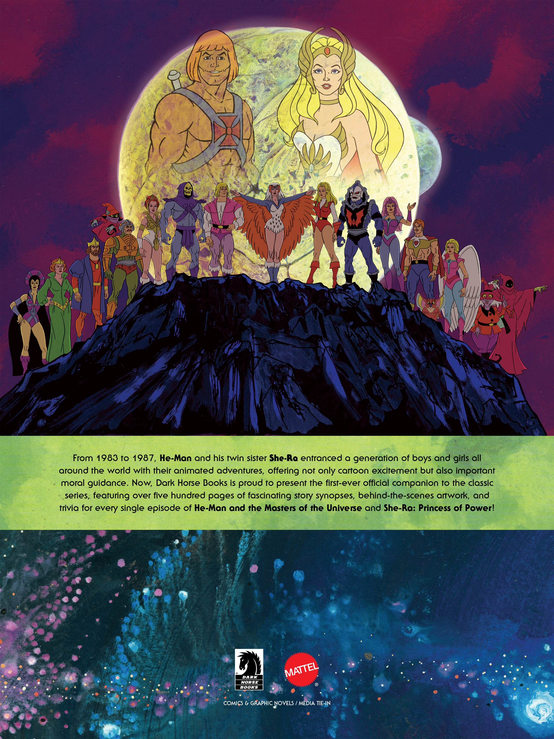 Read online He-Man and She-Ra: A Complete Guide to the Classic Animated Adventures comic -  Issue # TPB (Part 3) - 192