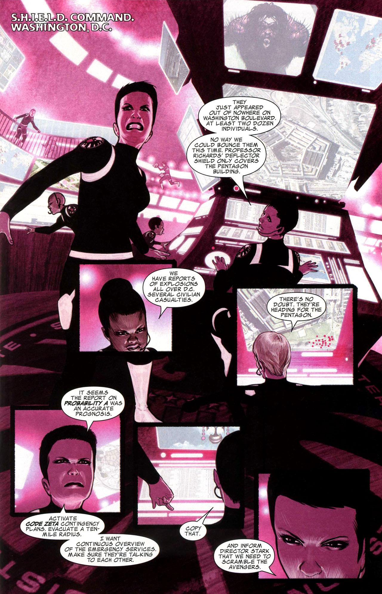 Read online Silent War comic -  Issue #4 - 22