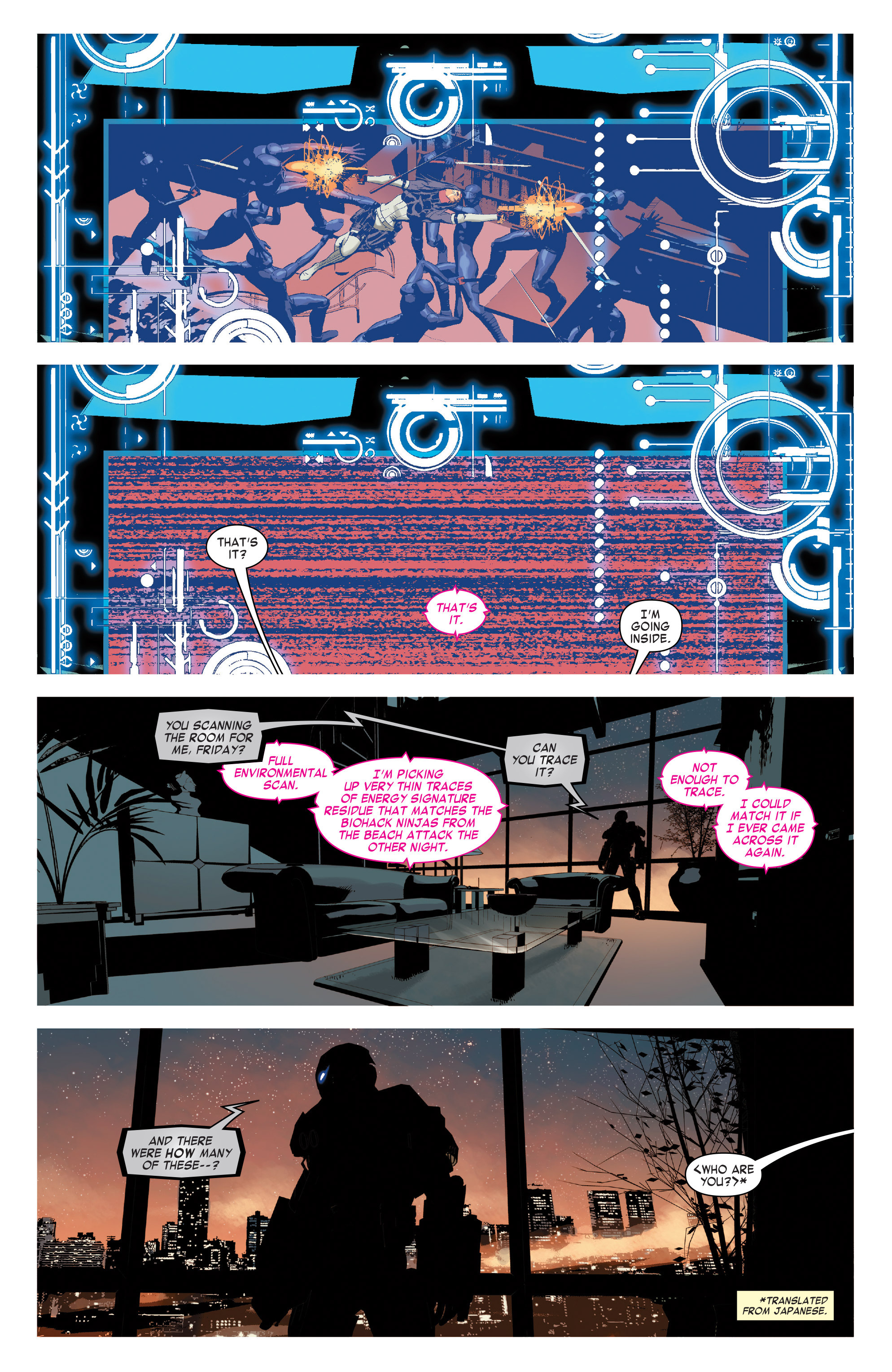 Read online True Believers: Invincible Iron Man-The War Machines comic -  Issue # Full - 7