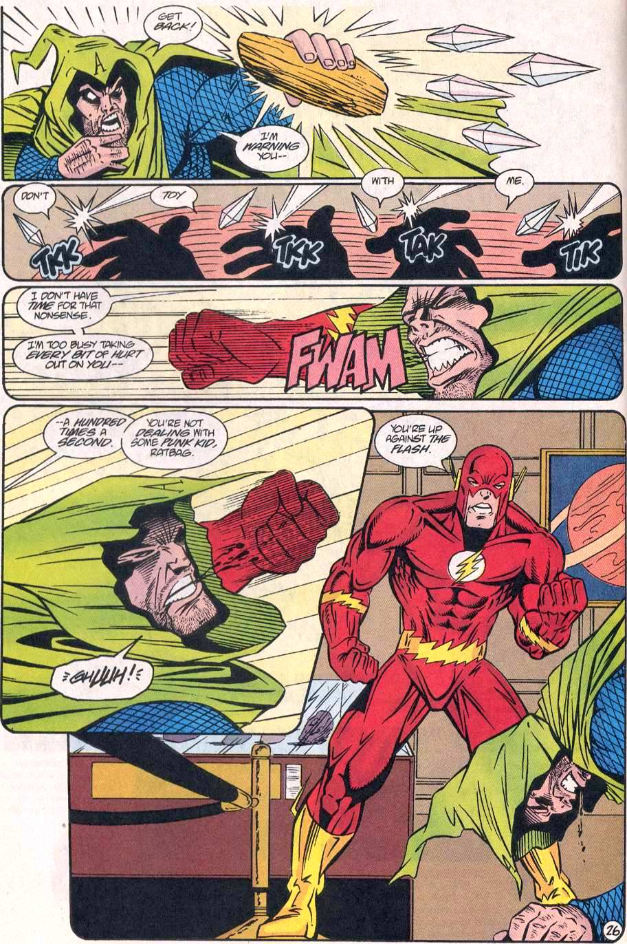Read online The Flash (1987) comic -  Issue # _Annual 8 - 27