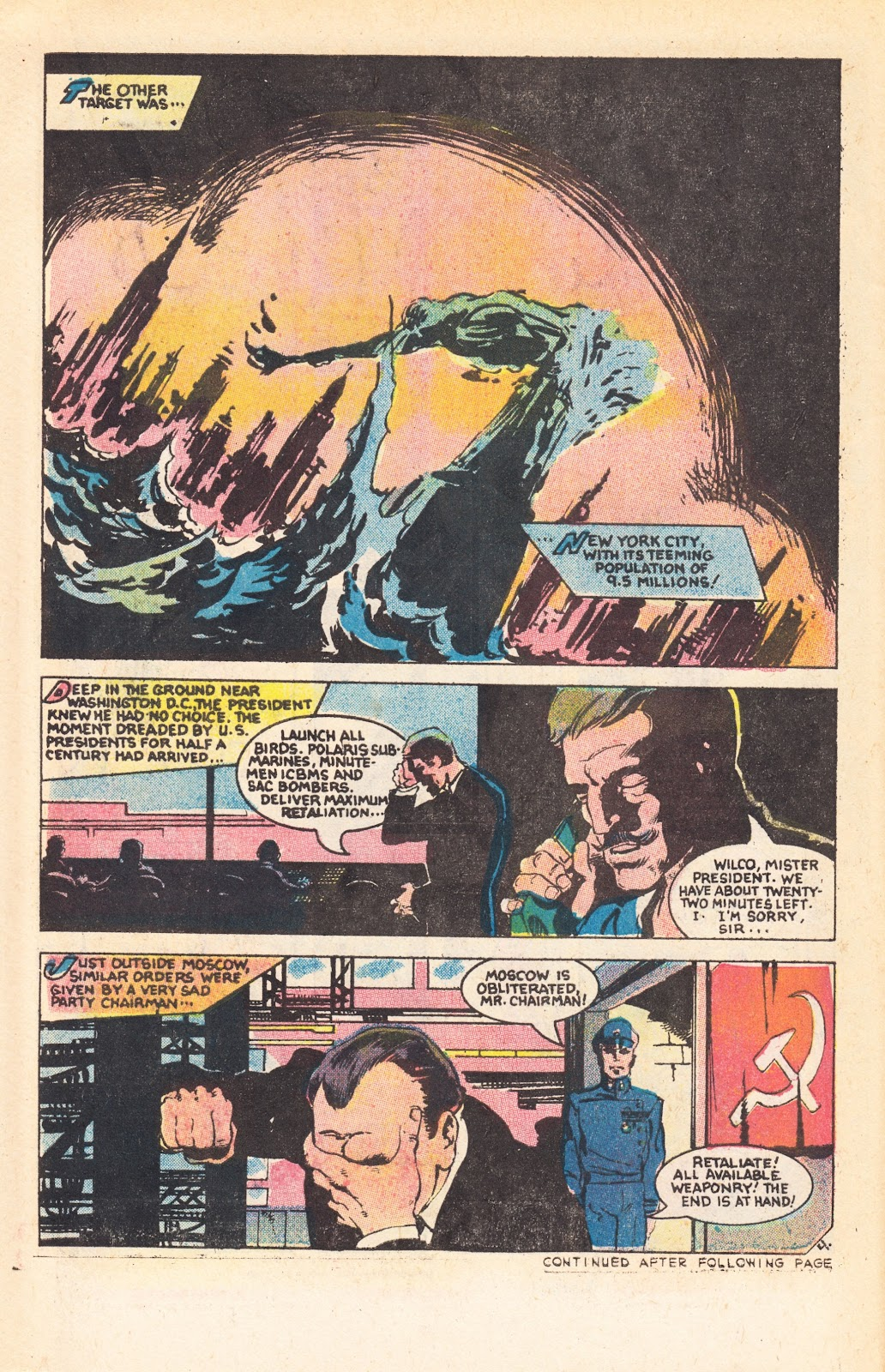 Read online Doomsday   1 (1975) comic -  Issue #7 - 6