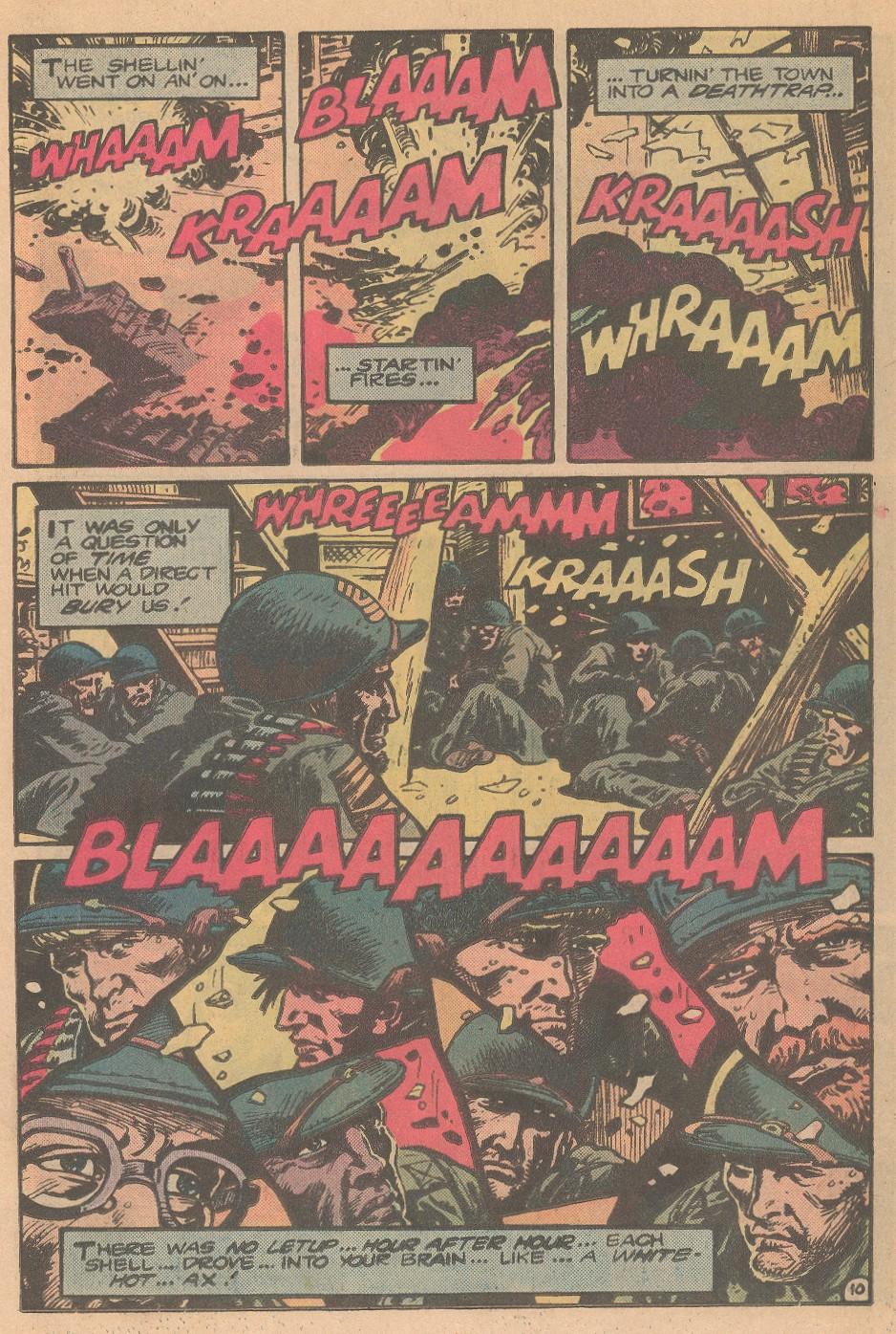 Read online Sgt. Rock comic -  Issue #363 - 11