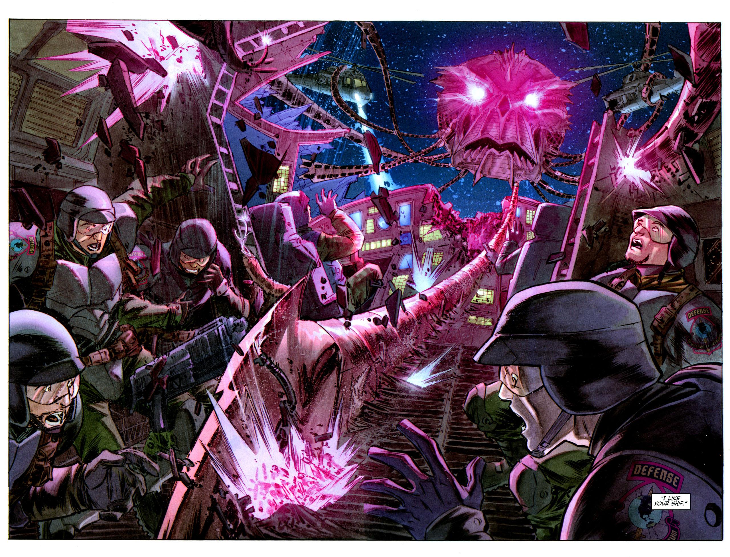Read online Adventure Comics (2009) comic -  Issue #2 - 3