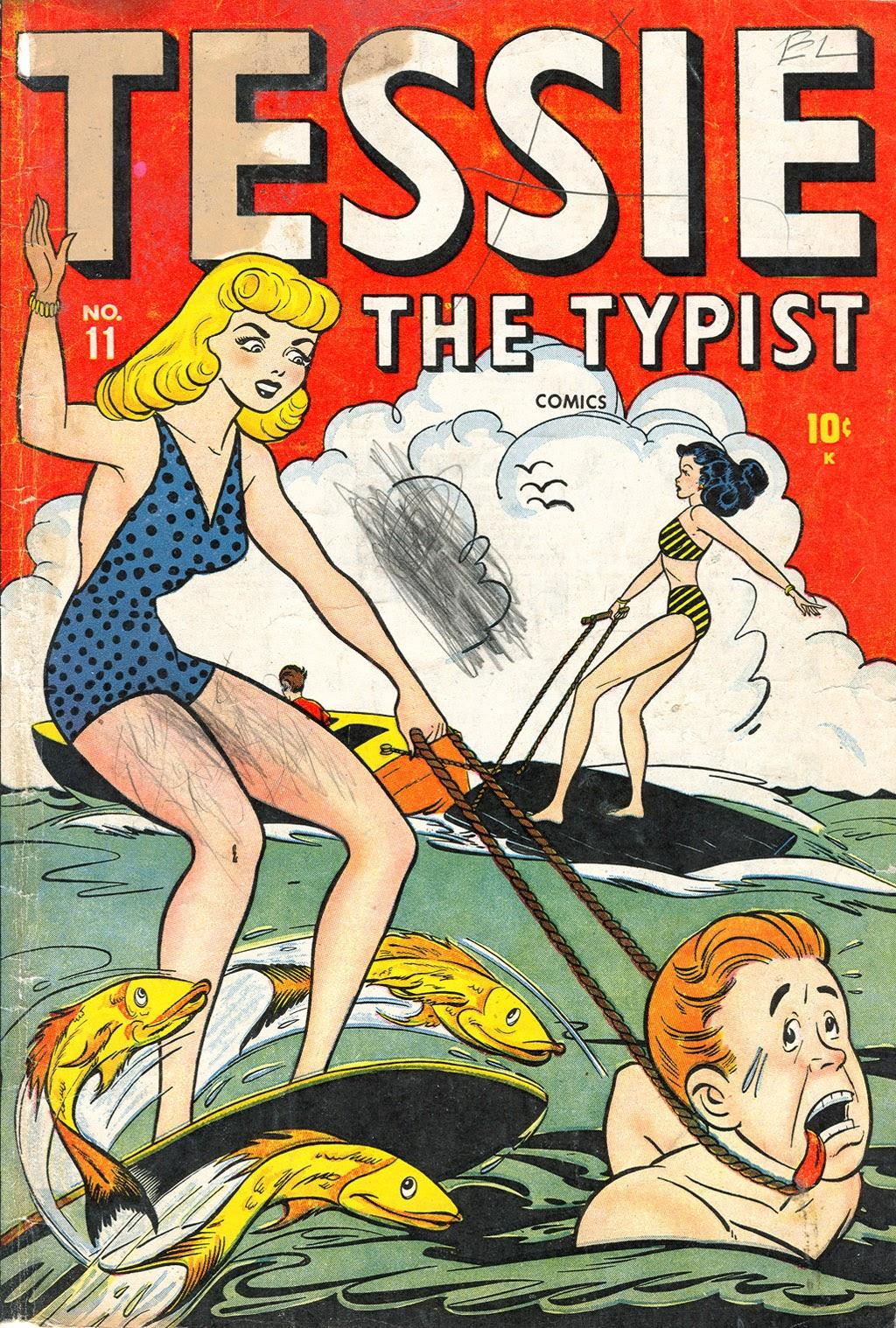 Tessie the Typist issue 11 - Page 1