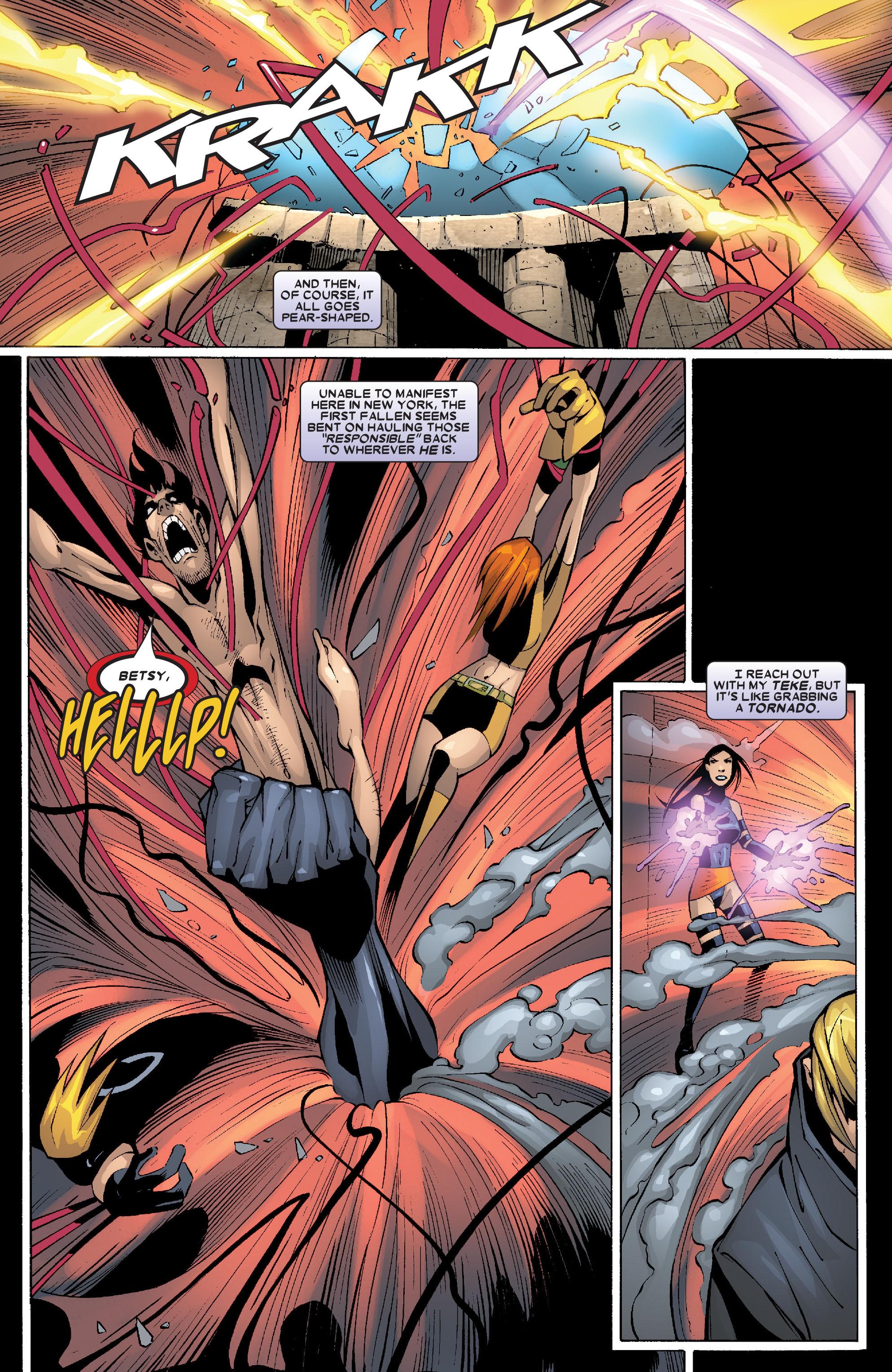 Uncanny X-Men (1963) 473 Page 21