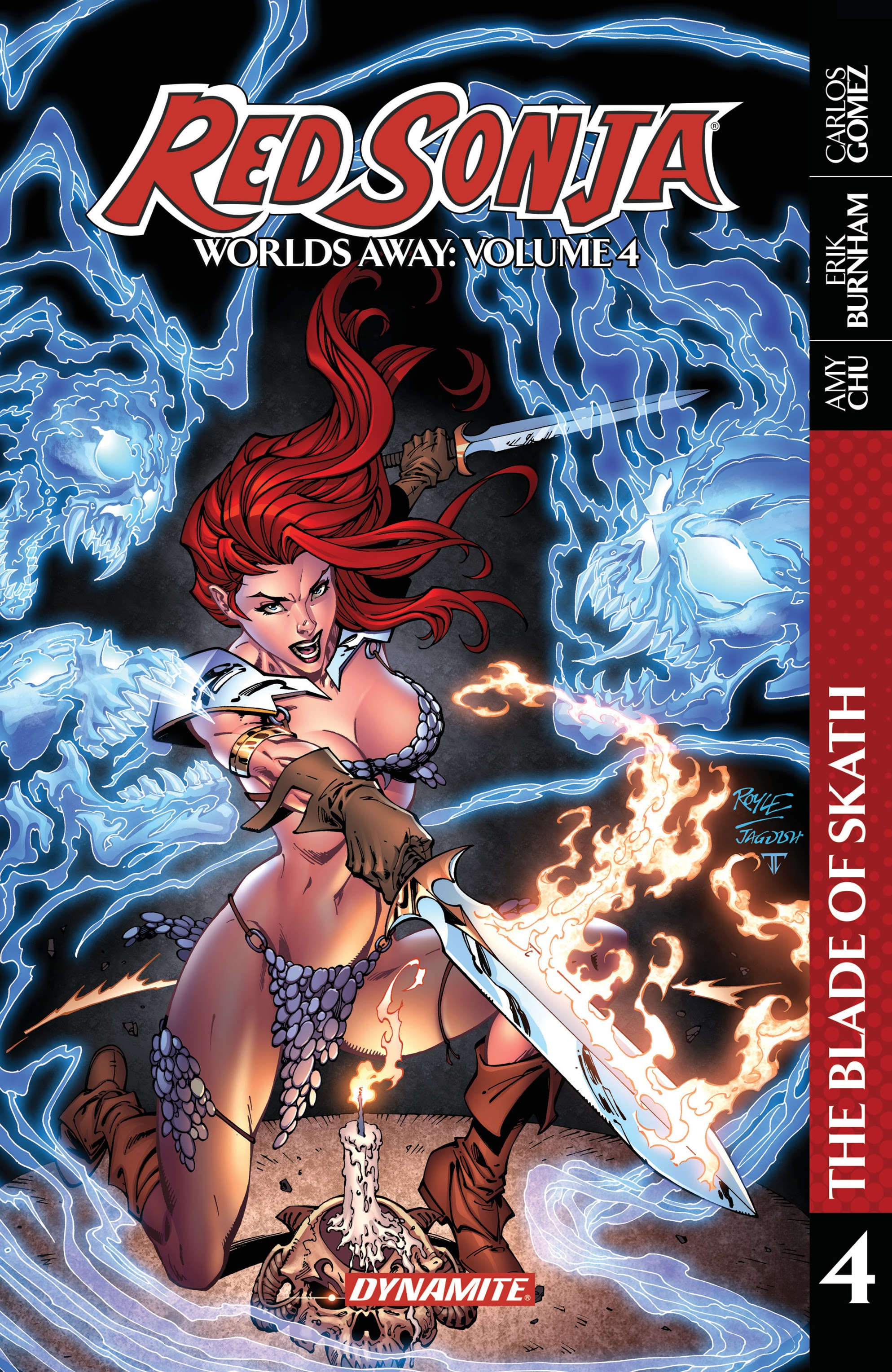 Red Sonja Vol. 4 _TPB_4 Page 1
