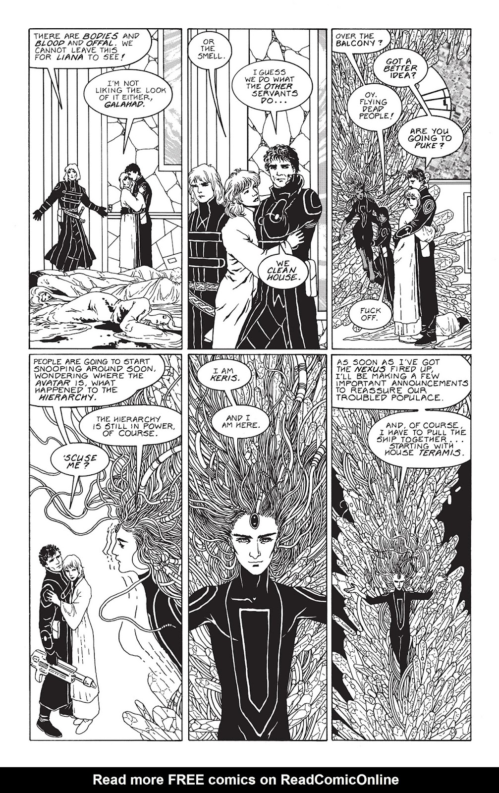 A Distant Soil (1991) issue 42 - Page 5