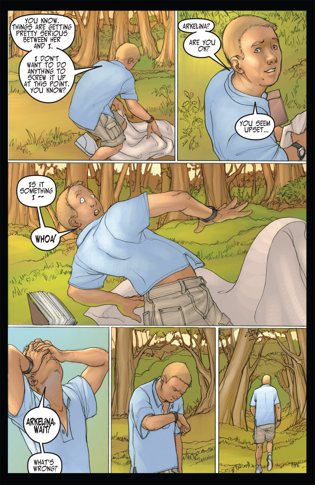 Read online Nightmare World comic -  Issue # Vol. 1 Thirteen Tales of Terror - 48