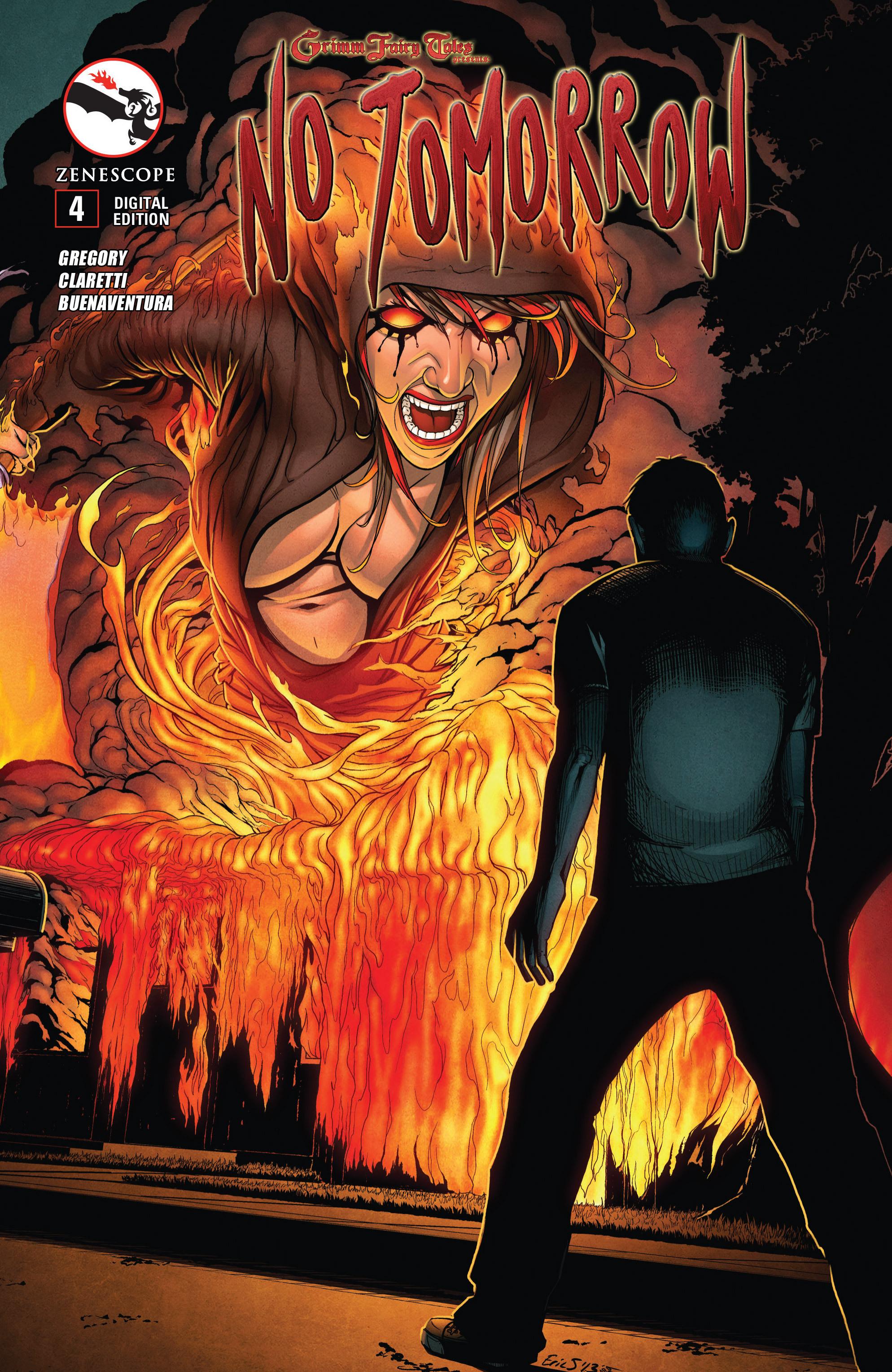 Read online Grimm Fairy Tales presents No Tomorrow comic -  Issue # TPB - 74