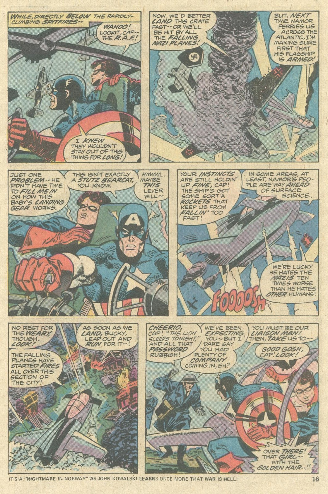 The Invaders (1975) issue 1 - Page 12