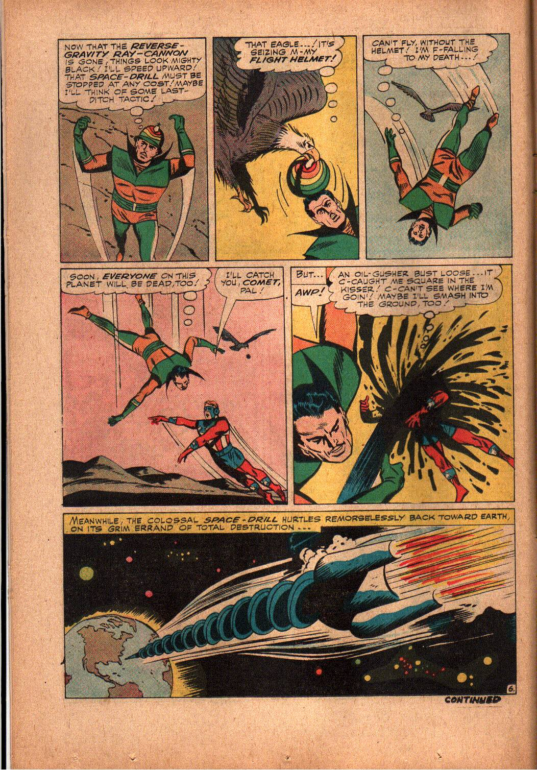 The Mighty Crusaders (1965) Issue #2 #2 - English 7