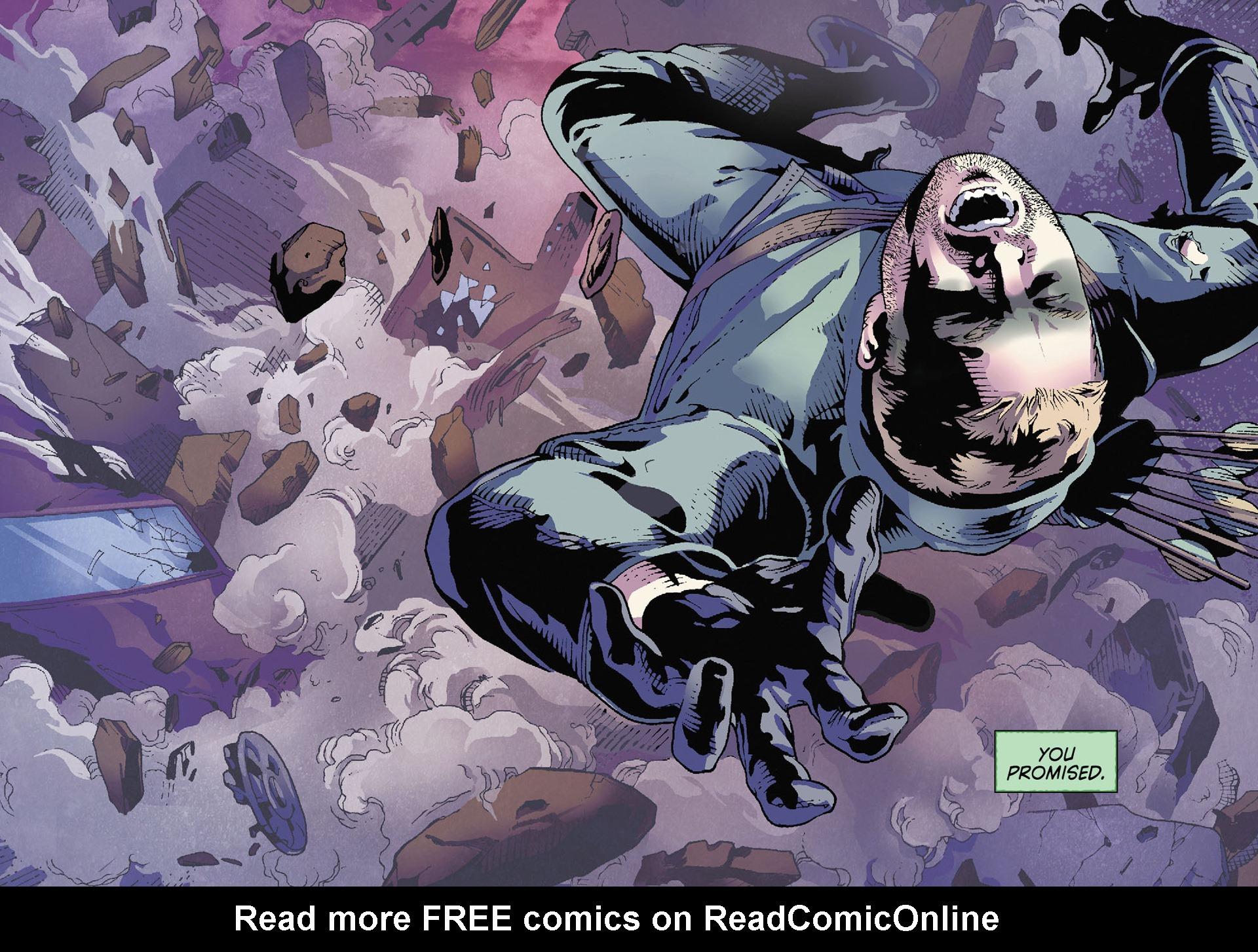 Read online Arrow [II] comic -  Issue #35 - 20
