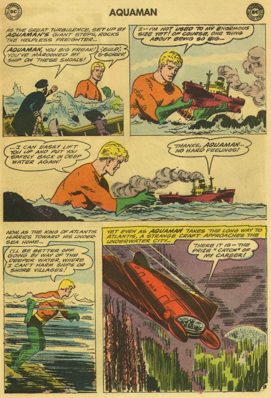 Aquaman (1962) Issue #21 #21 - English 11